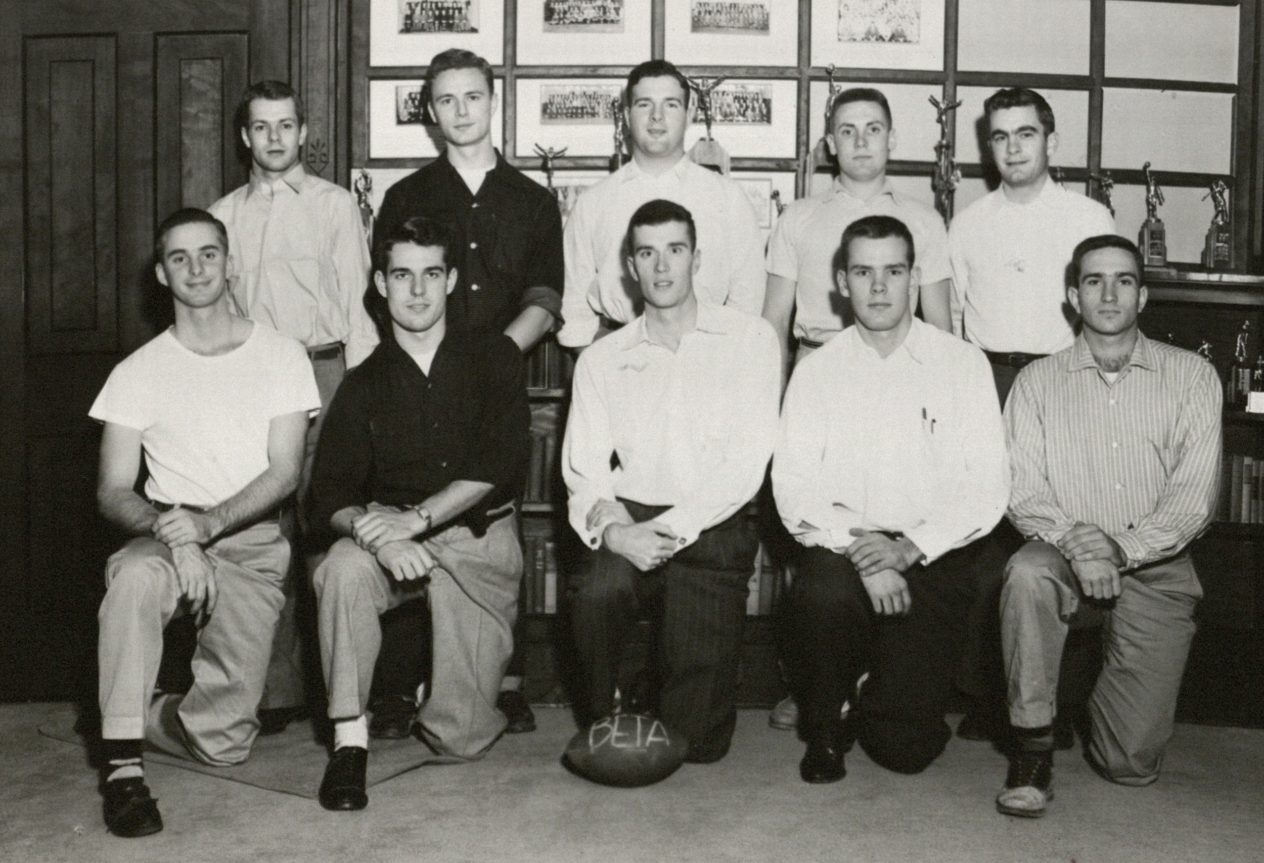 Intramural Football — 1953-54