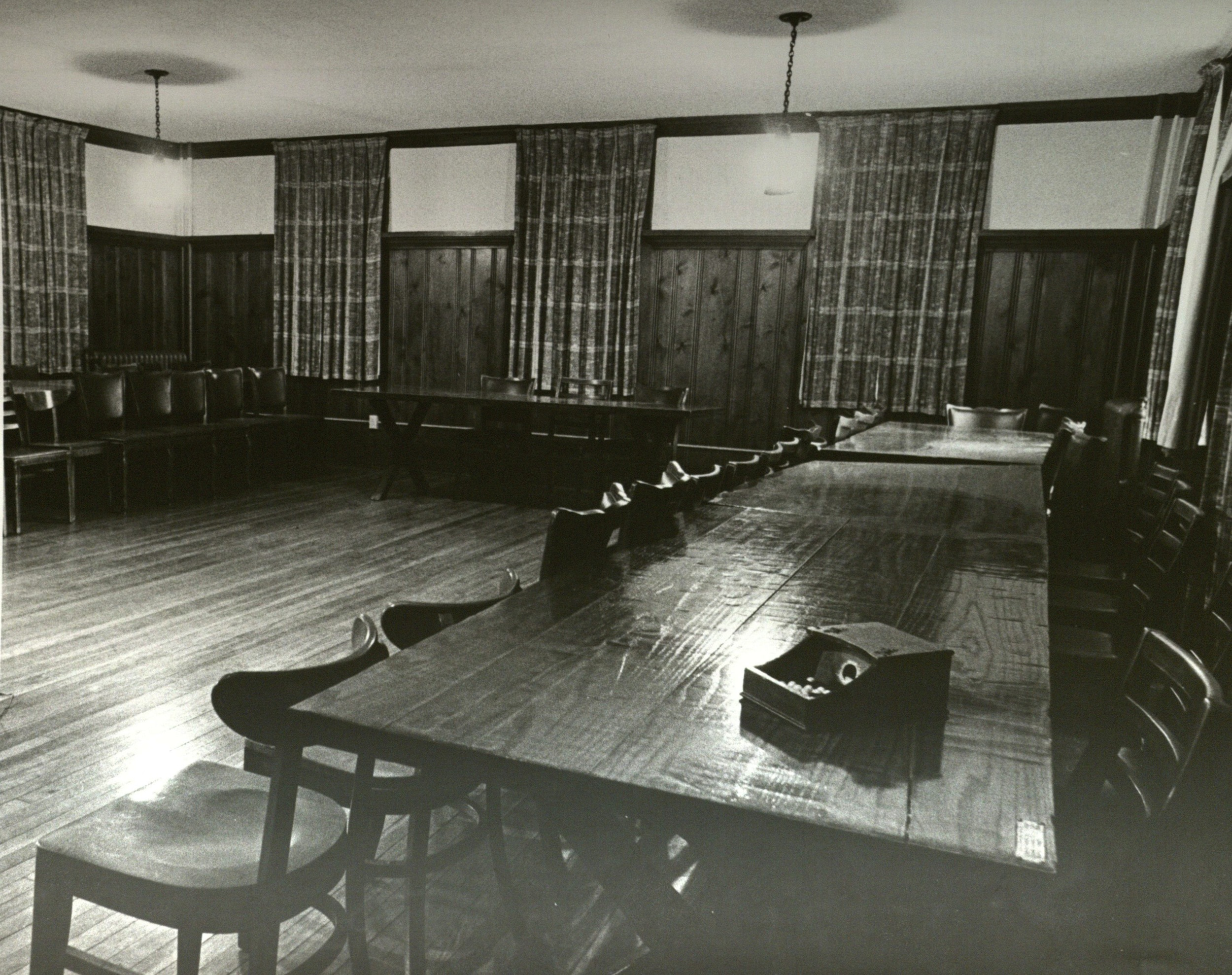 Dining Hall from 1925 addition.