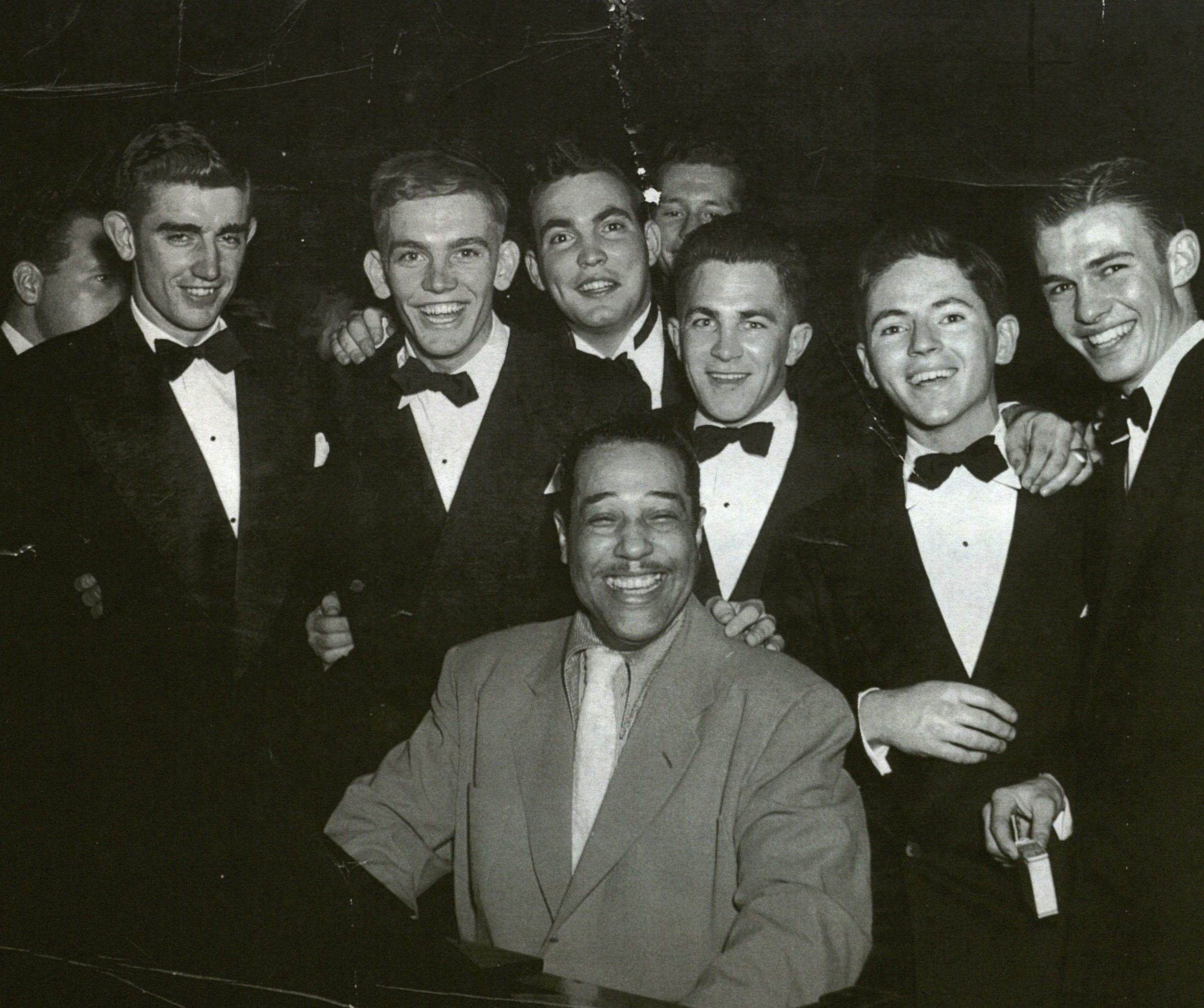 Turkey Pull with Duke Ellington (1940s)