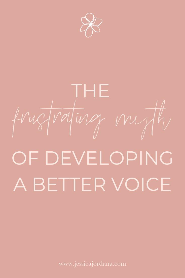 Jess-XO-developing-a-brand-voice-myth