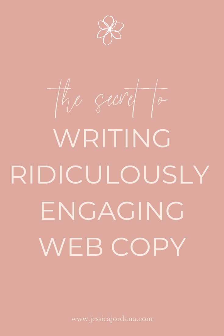 The Secret to Writing Ridiculously Engaging Web Page Copy