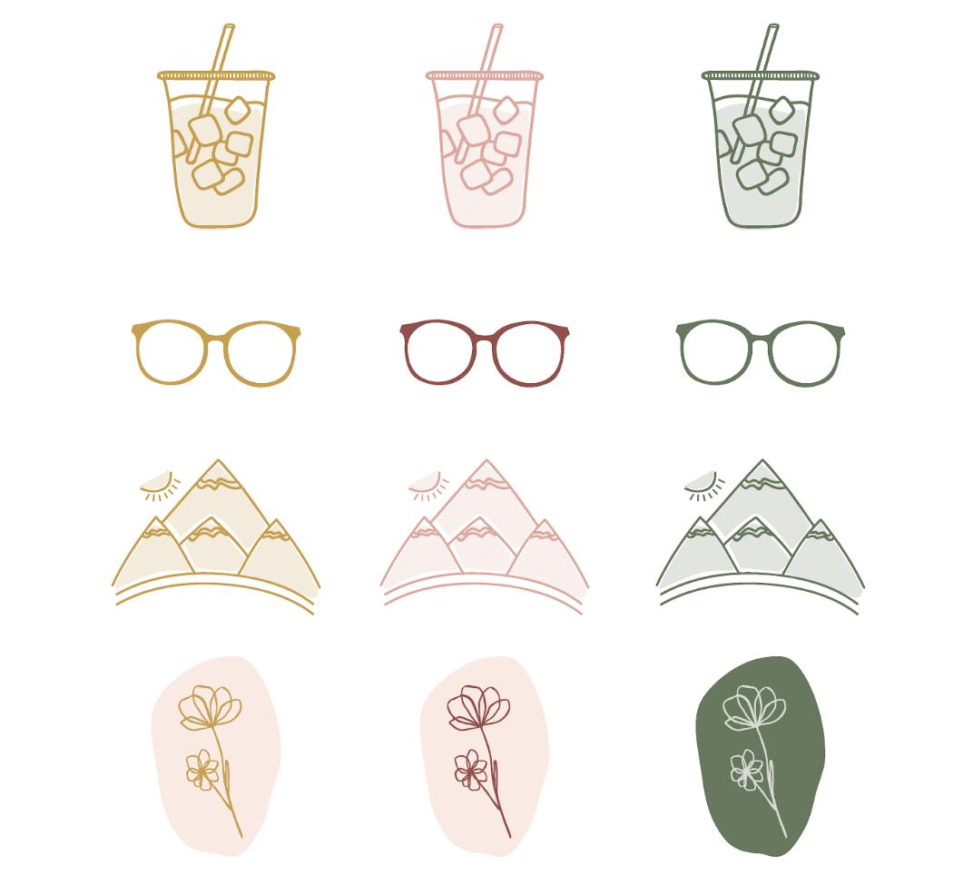 Jess, XO Rebrand Icons