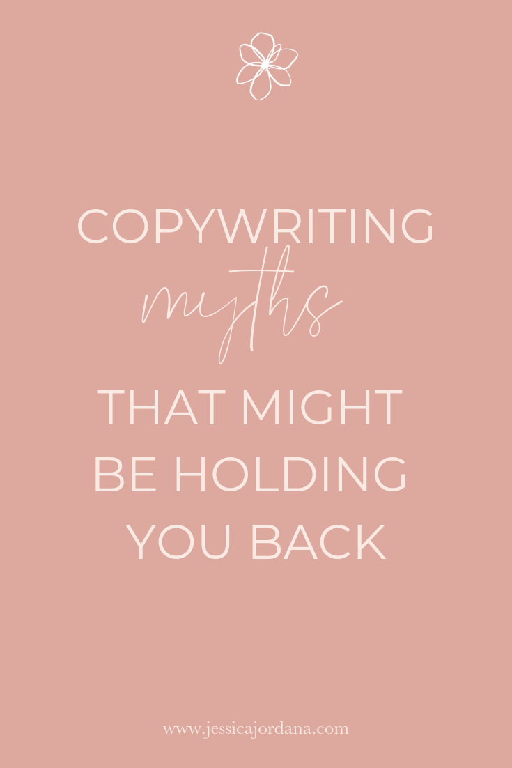 Copywriting myths that might be holding you back