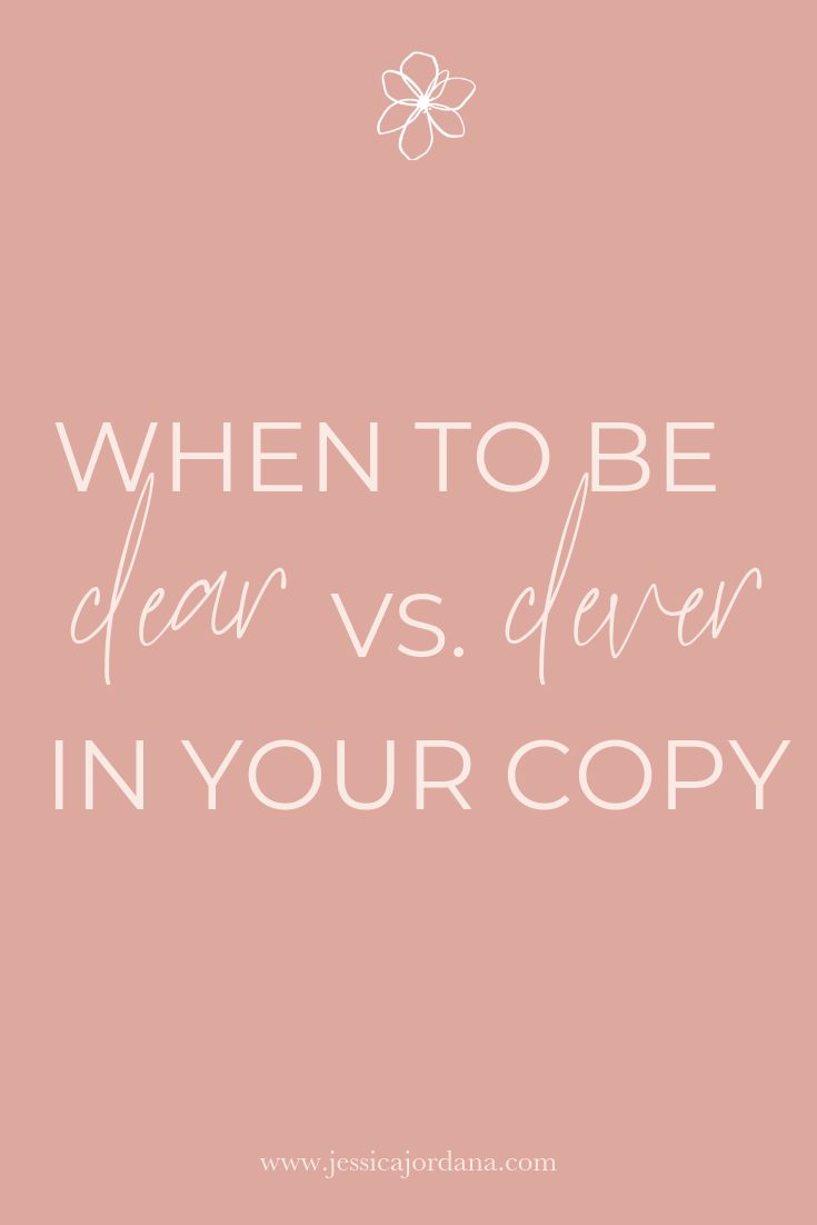 Jess, XO When to be Clear vs. Clever in your Copy.png