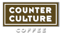 We proudly serve coffee from  Counter Culture Coffee , a Carolina-based roaster that values sustainability.