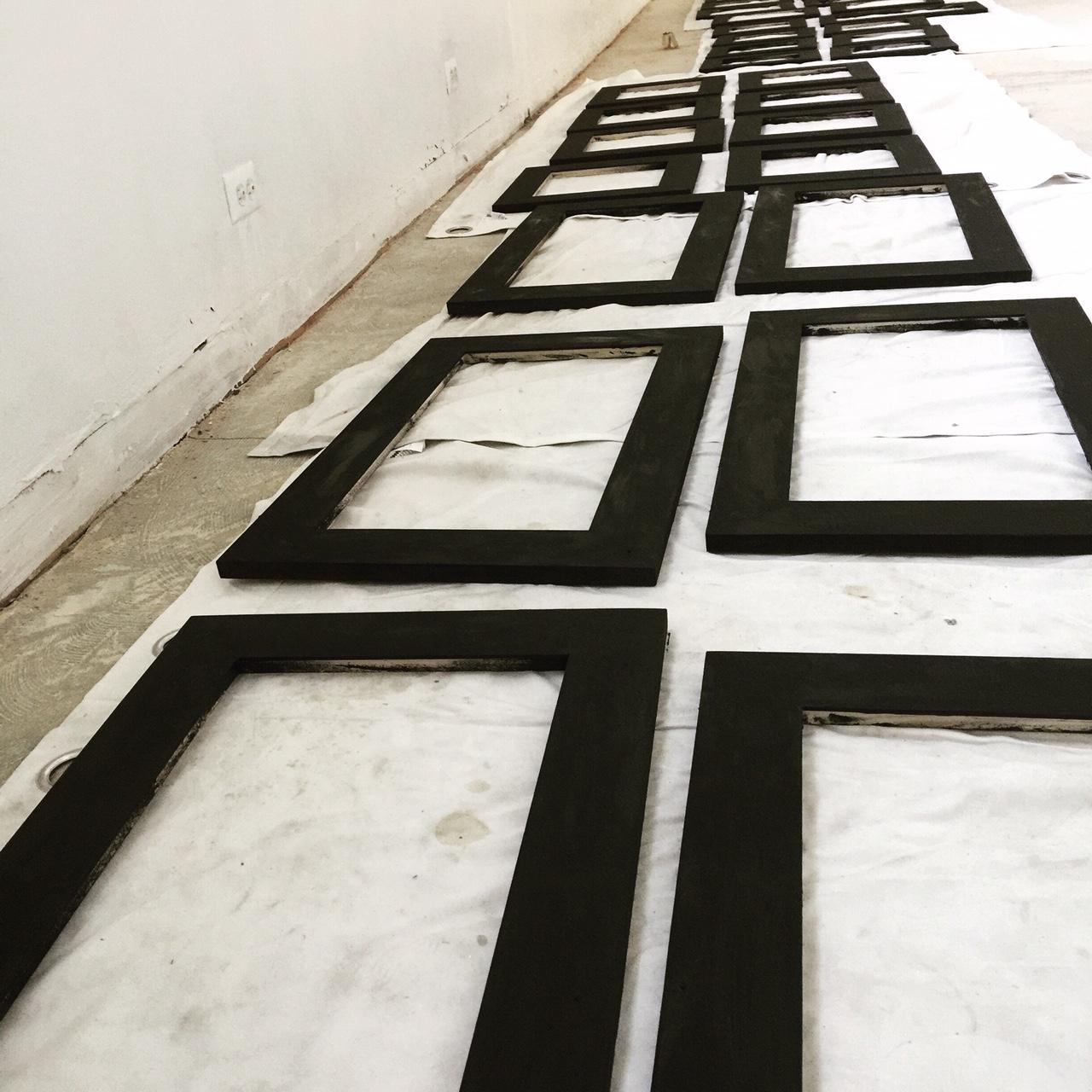 Shar-Coulson-studio-frames.JPG