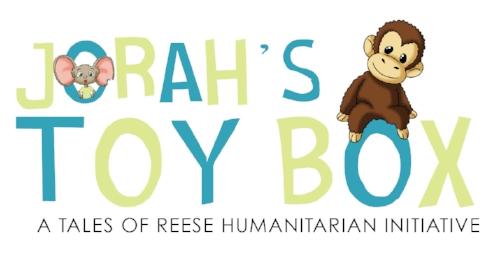 Jorahs Toy box began with a 4 year old boy asking us to bring his stuffed animal to Africa and give to a child with no toy.  His act of kindness was so touching and the little girl who received the toy was so overjoyed that we decided to open this up to the whole country.  If your child would like to send a toy to a child in need please follow the steps below:  PLEASE NOTE* this toy must be one of your child's very own. Not brand new but one that your child loves and understands the value of giving up. Were hoping Jorah's Toy box helps children in need but more importantly teaches more privilege children the beauty of giving!