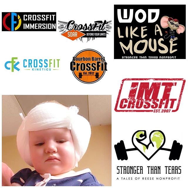 💕 Baby Sloane 💕 You are so loved!!! We are all cheering for you 💜 So Many Boxes and Fitness facilities have reached out to join in the WOD for Baby Sloane on Saturday June 8 @imt_crossfit 🎈 And more are working on joining in!! Thank you to @imt_crossfit @crossfitkinetics @crossfitsoar @cfimmersion @bourbonbarrelcrossfit for leading the way in being the change and making a difference with our Reese Gang in honor of this precious family!! 🐭 #wodlikeamouse #strongerthantears #bethechange #bemorehuman @sparklyray 💜💜💜💜 link in bio to sign up or donate 💜💜💜 Thank you @ngomez011 for kicking this whole event off! You are awesome!!! 🐭💕