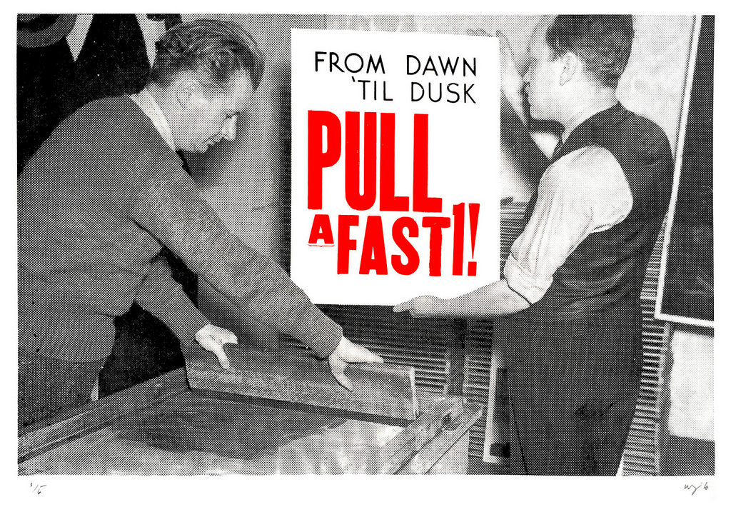 PULL A FAST 1!