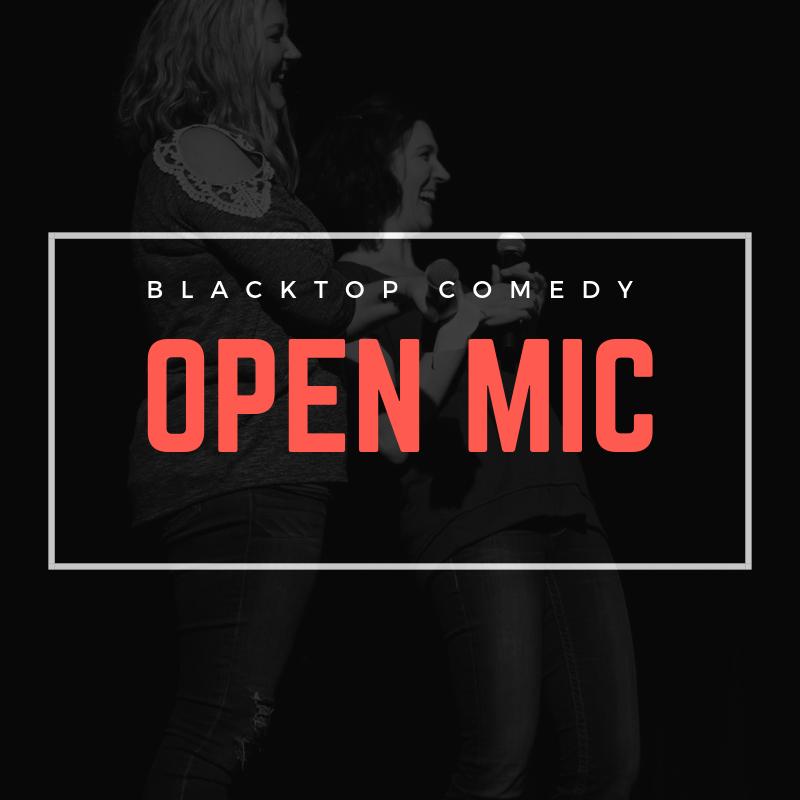 Tickets — Blacktop Improv Comedy Club
