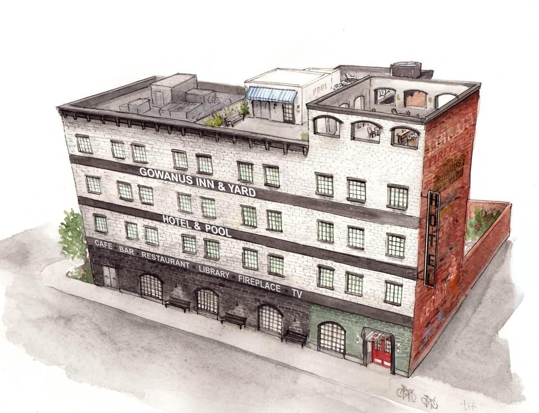 Gowanus Inn for Matt Abramcyk