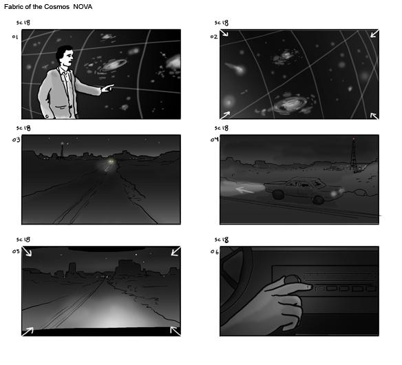 NOVA: The Fabric of the Cosmos  (2011)