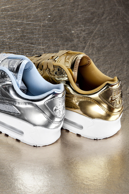 air max 90 metallic