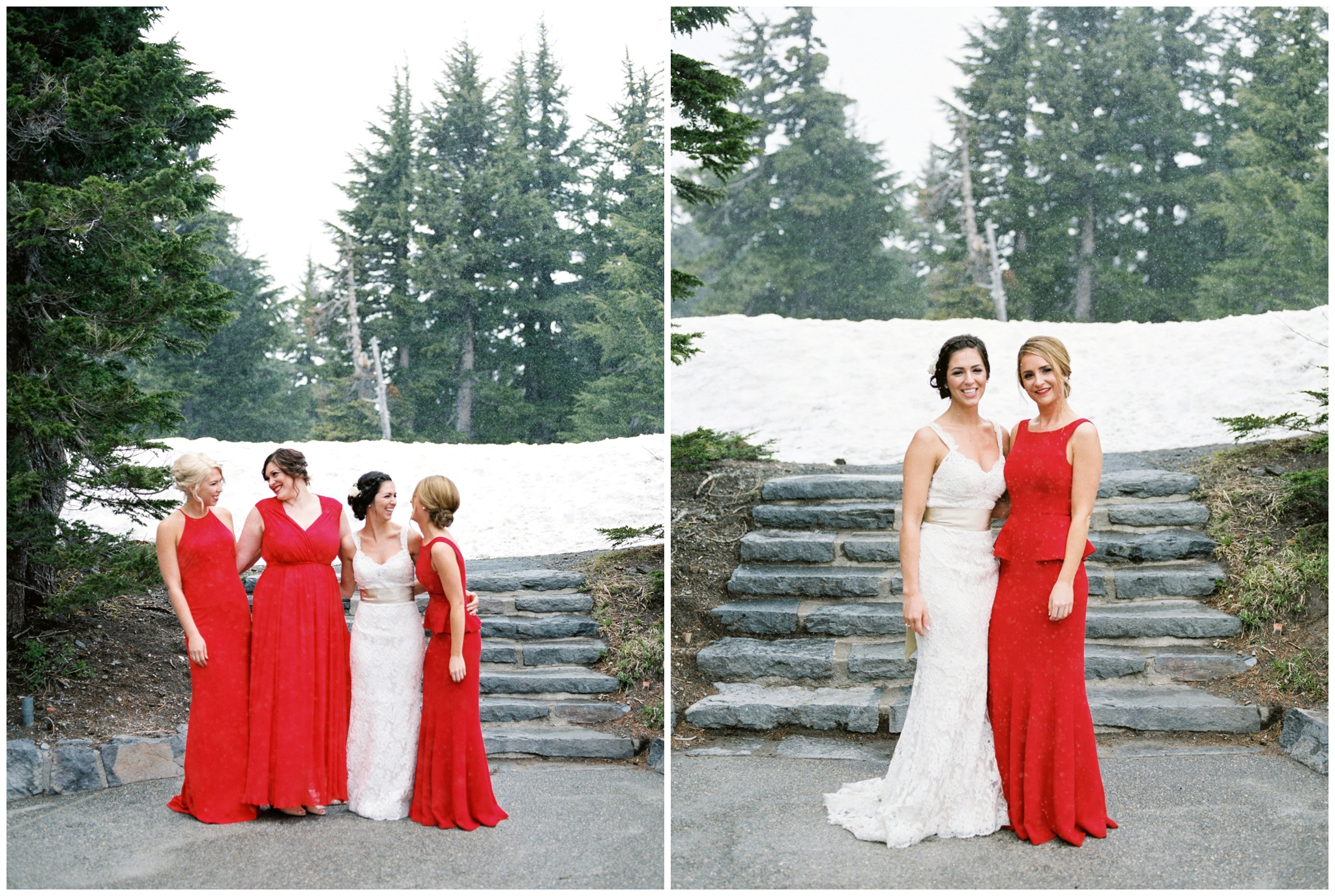 Timberline Lodge Elopement. | Mt. Hood | Juliet Ashley Photography