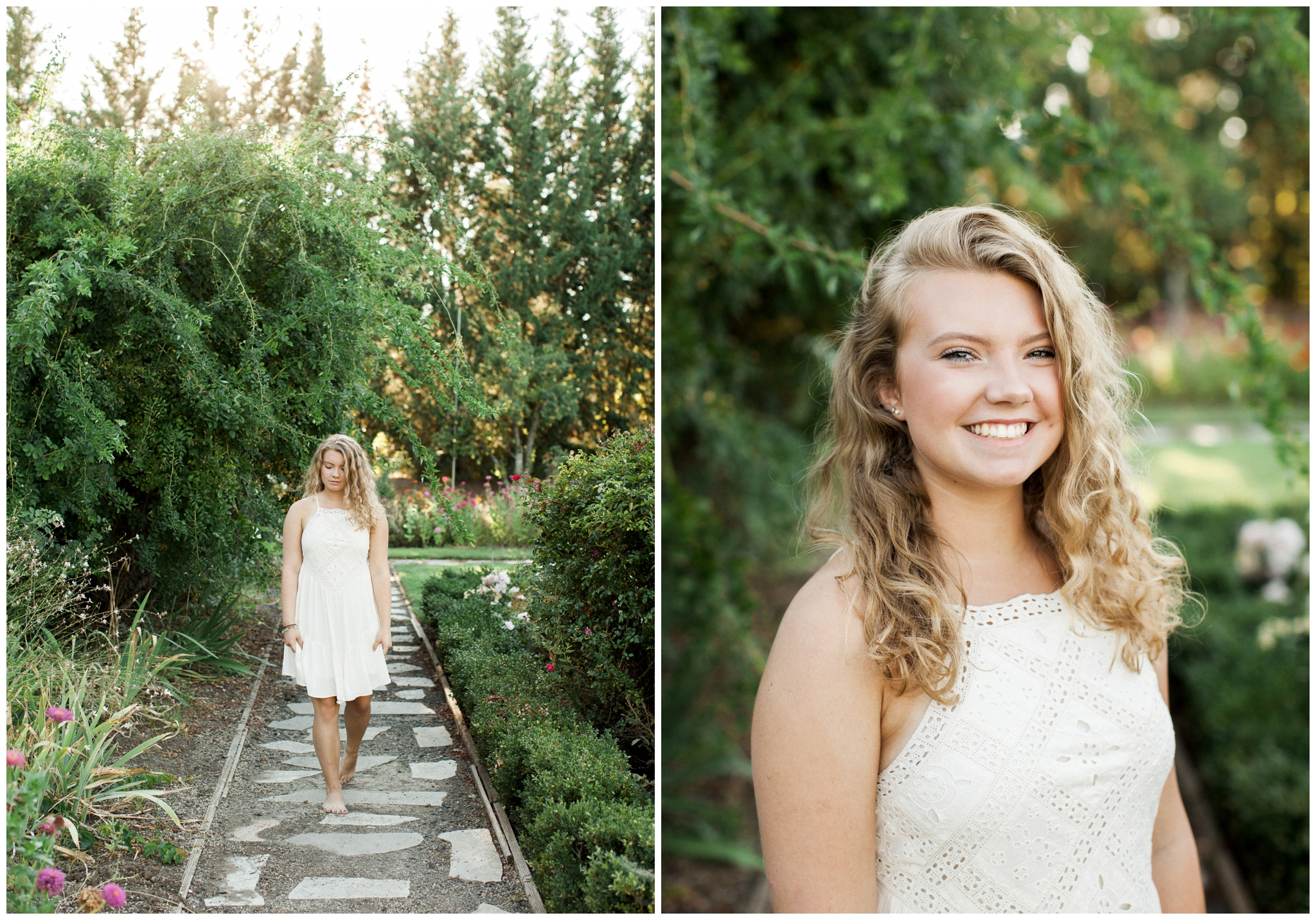 southern oregon senior portrait