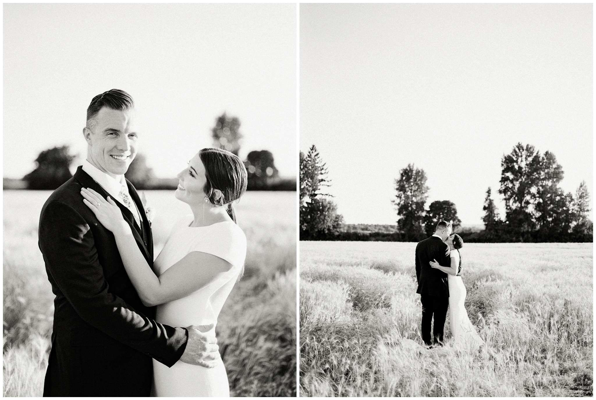 heiser farms wedding dayton oregon
