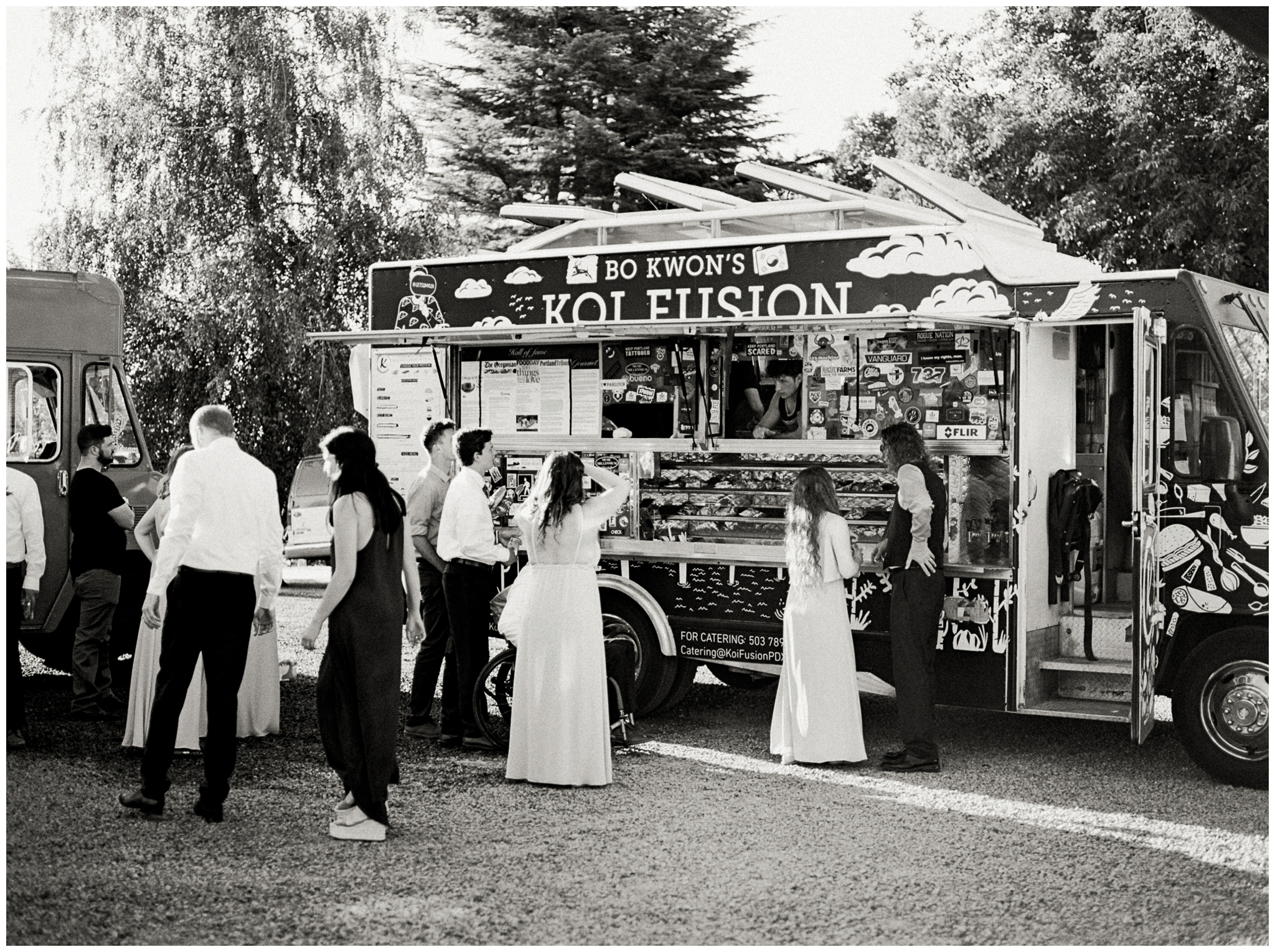 koi fusion food truck
