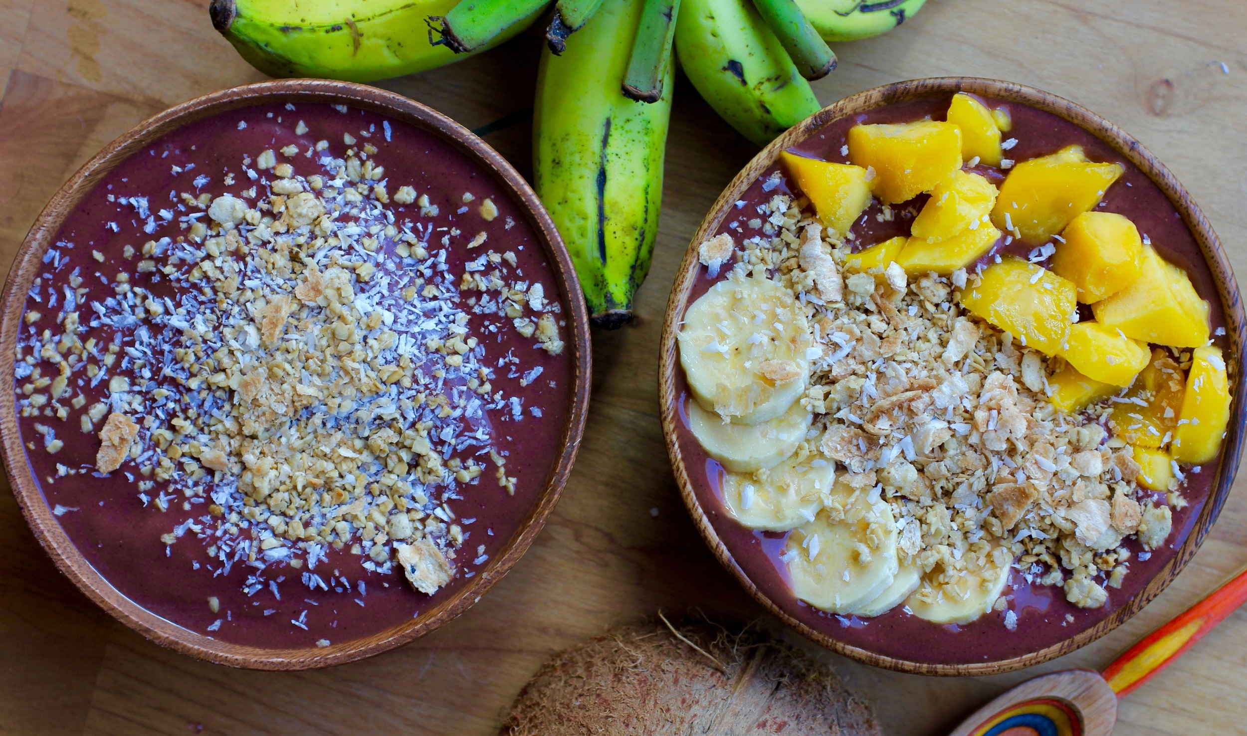 After Surf Smoothie Bowl