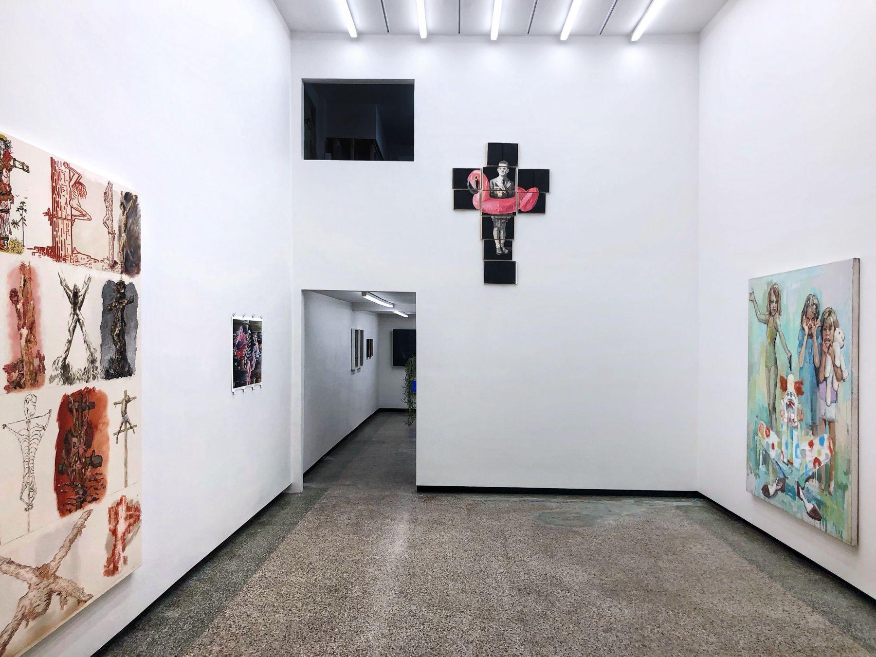 At Odds   2019  No Gallery, Los Angeles, CA