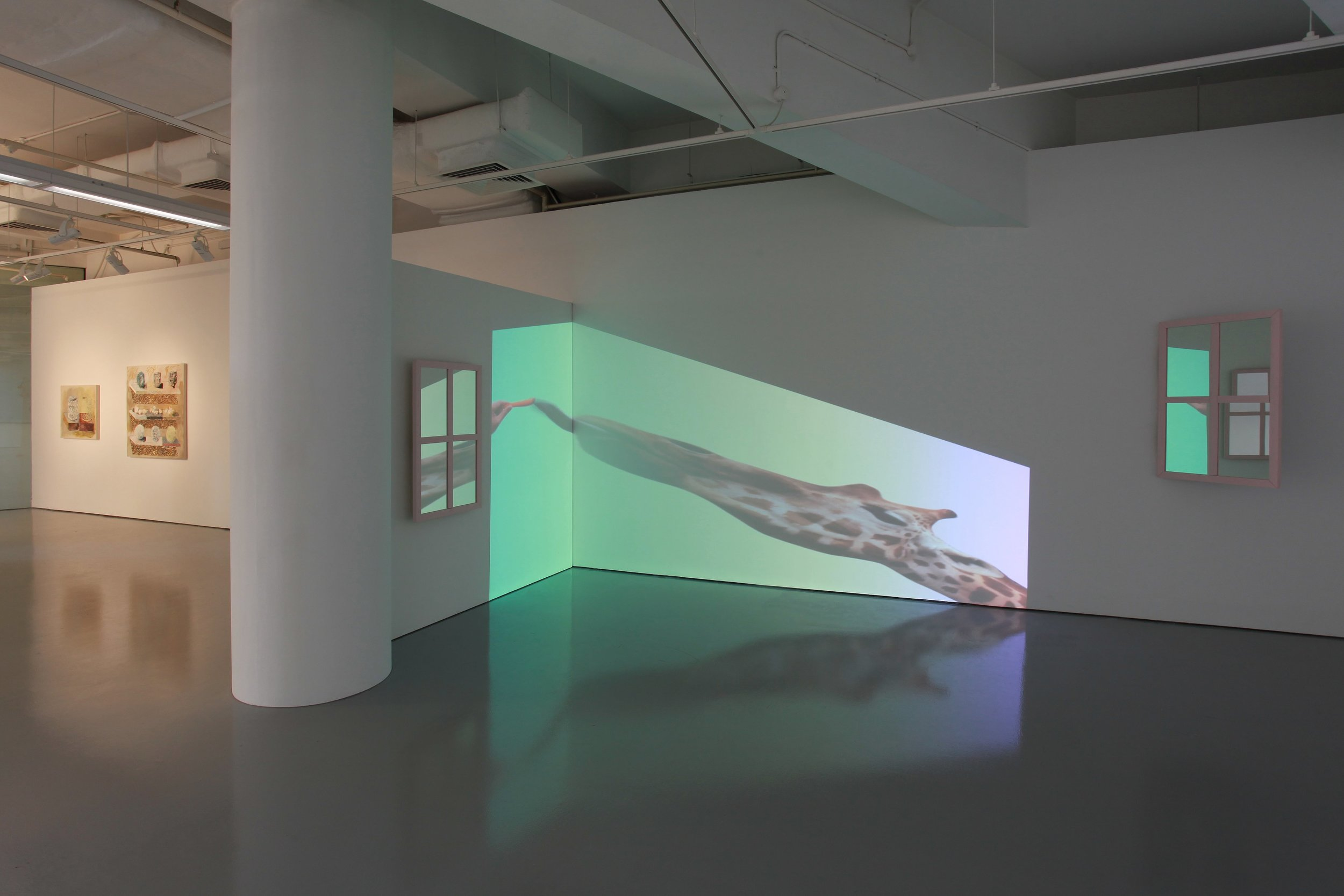 """""""The Beach that Never Was""""  2014  Institute of Contemporary Arts   Singapore"""