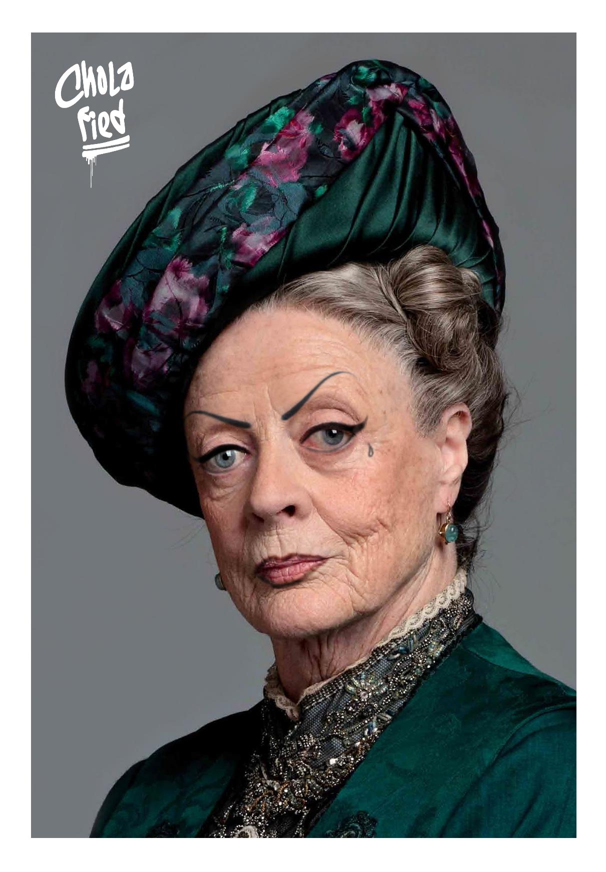 chola dowager countess of grantham