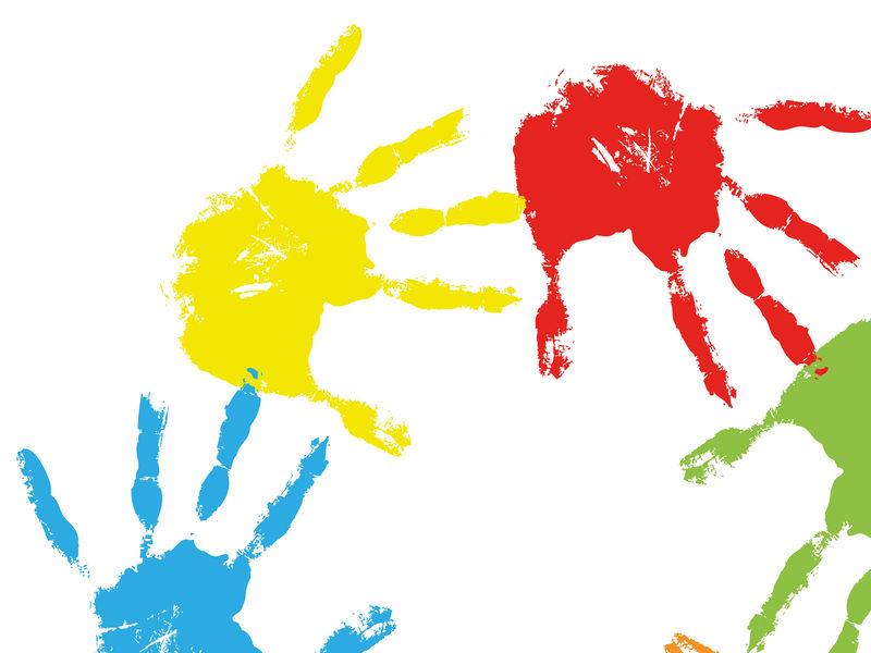 fostering hands