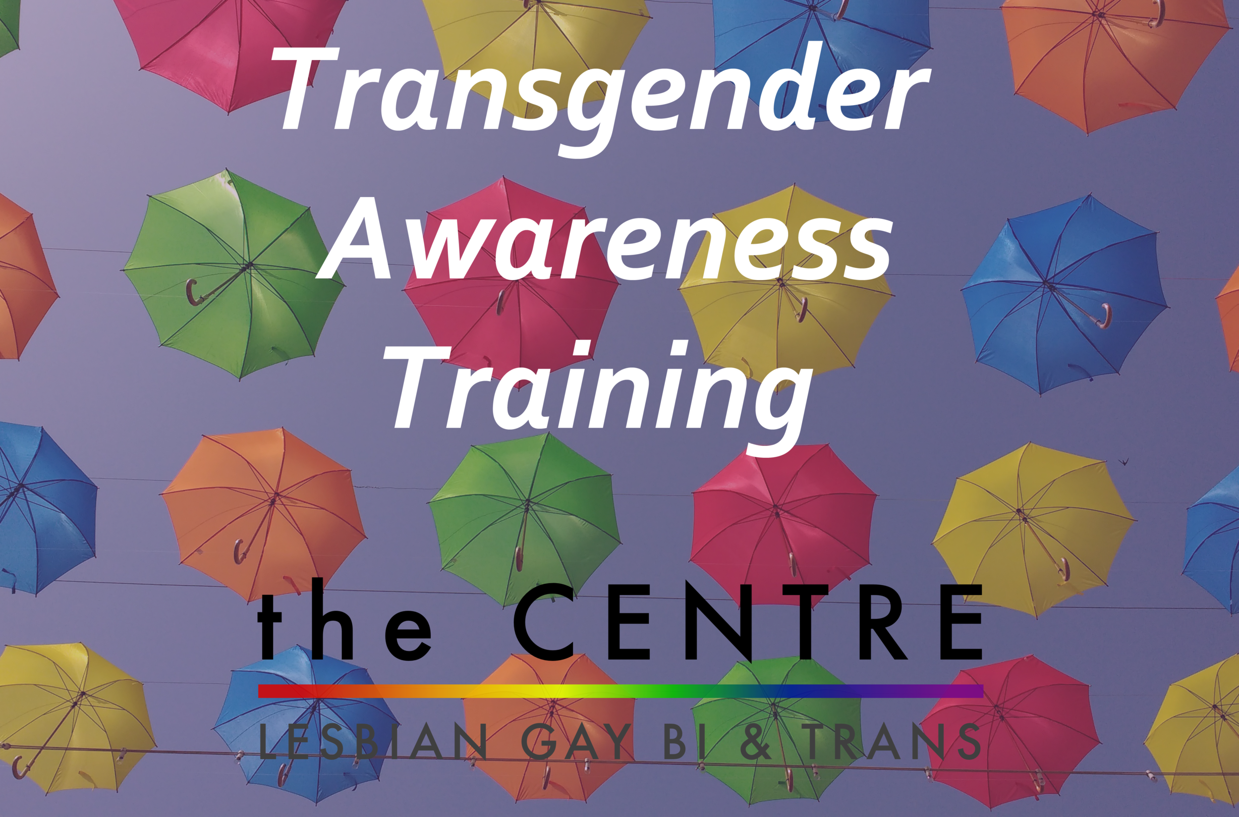 Transgender Training -