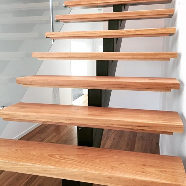 Stairs can really change a room! #horizonfloors #geelong #geelongbusiness #geelongsmallbusiness #flooring #floorsanding #floorpolishing #home #homeimprovement #floor #timber #geelongcreatives #geelongwest