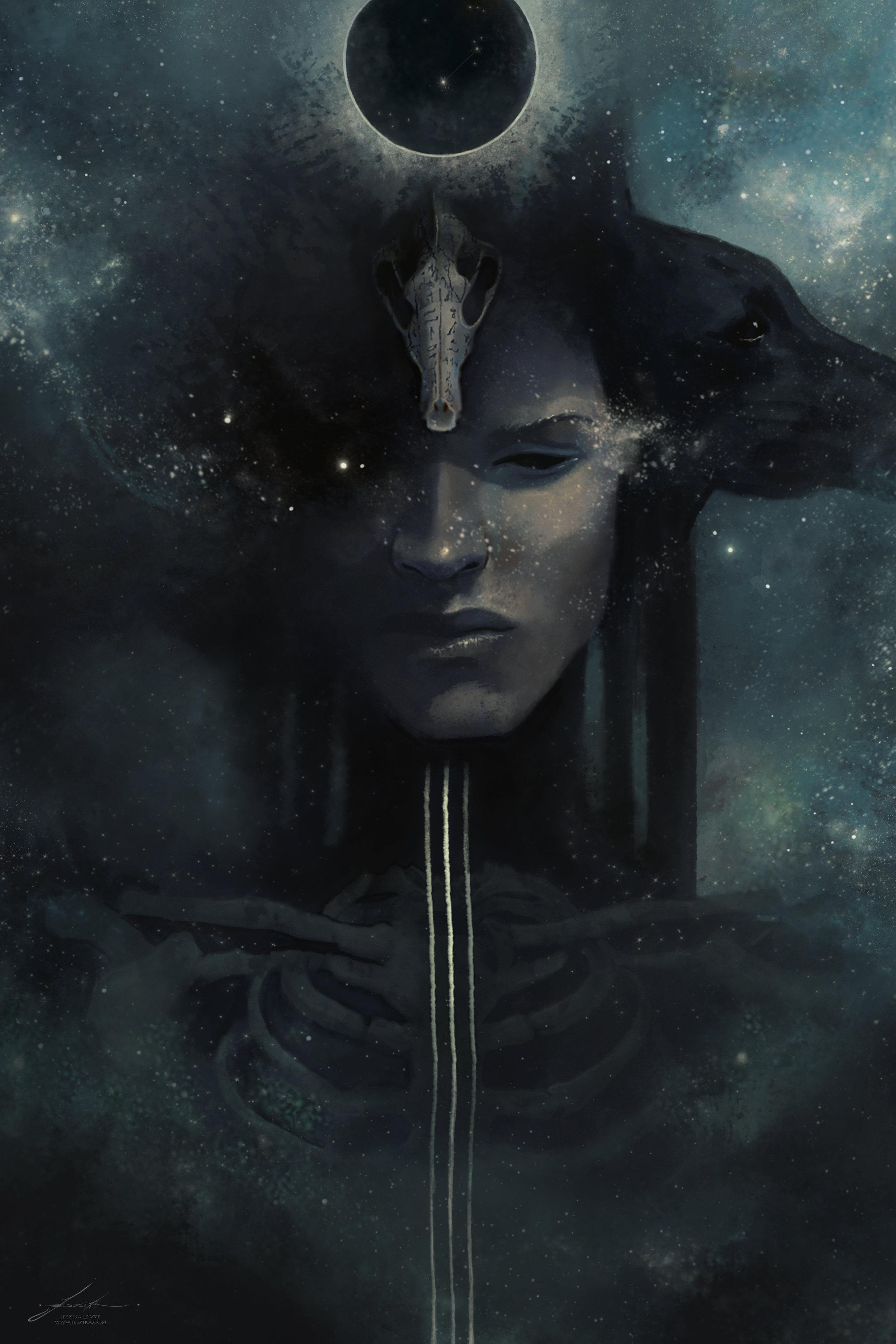 Anubis - Discerning Gaze