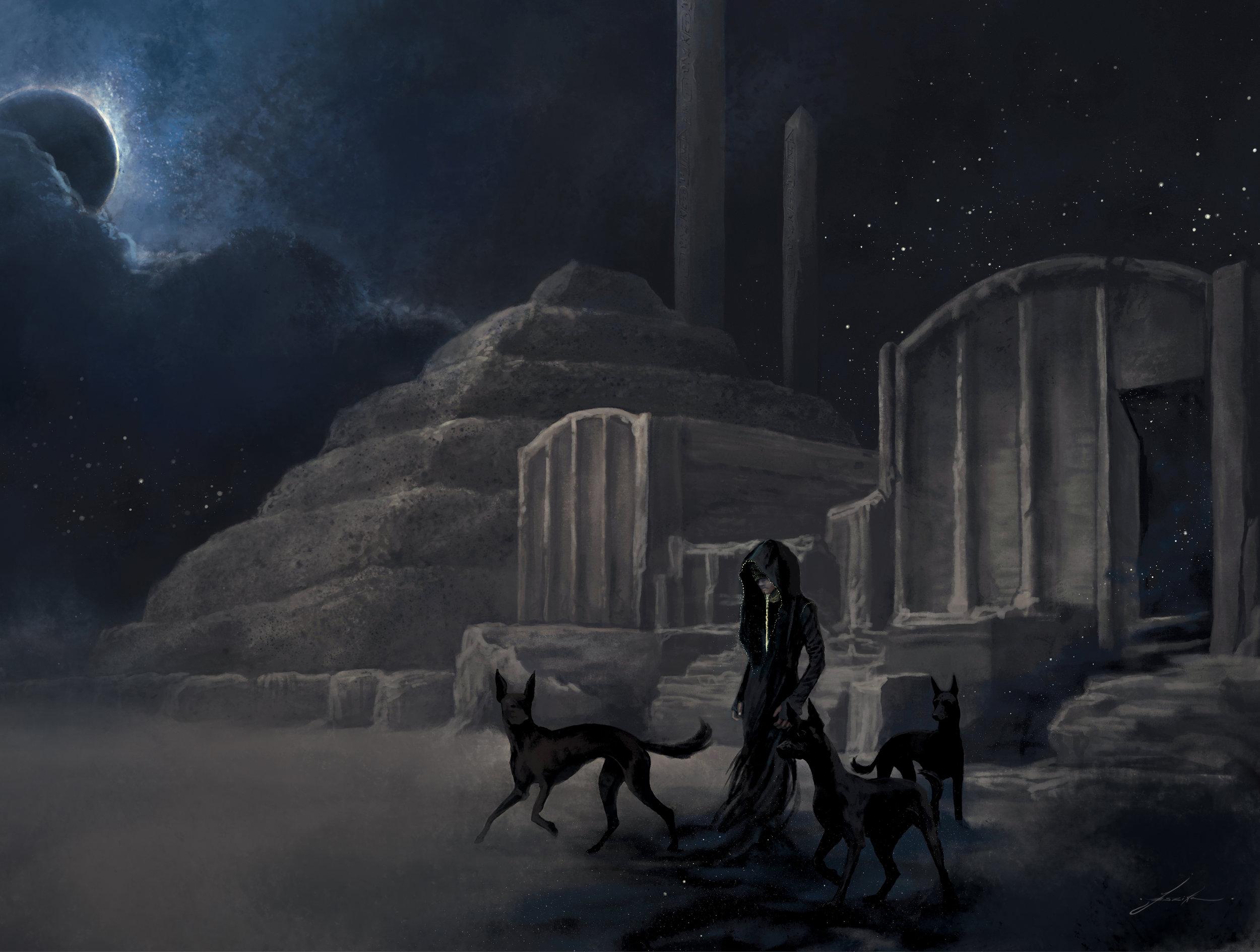 Anubis - What Darkness Reveals