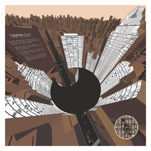 Cropped City (after M Night Shanyamalan) , 2010.