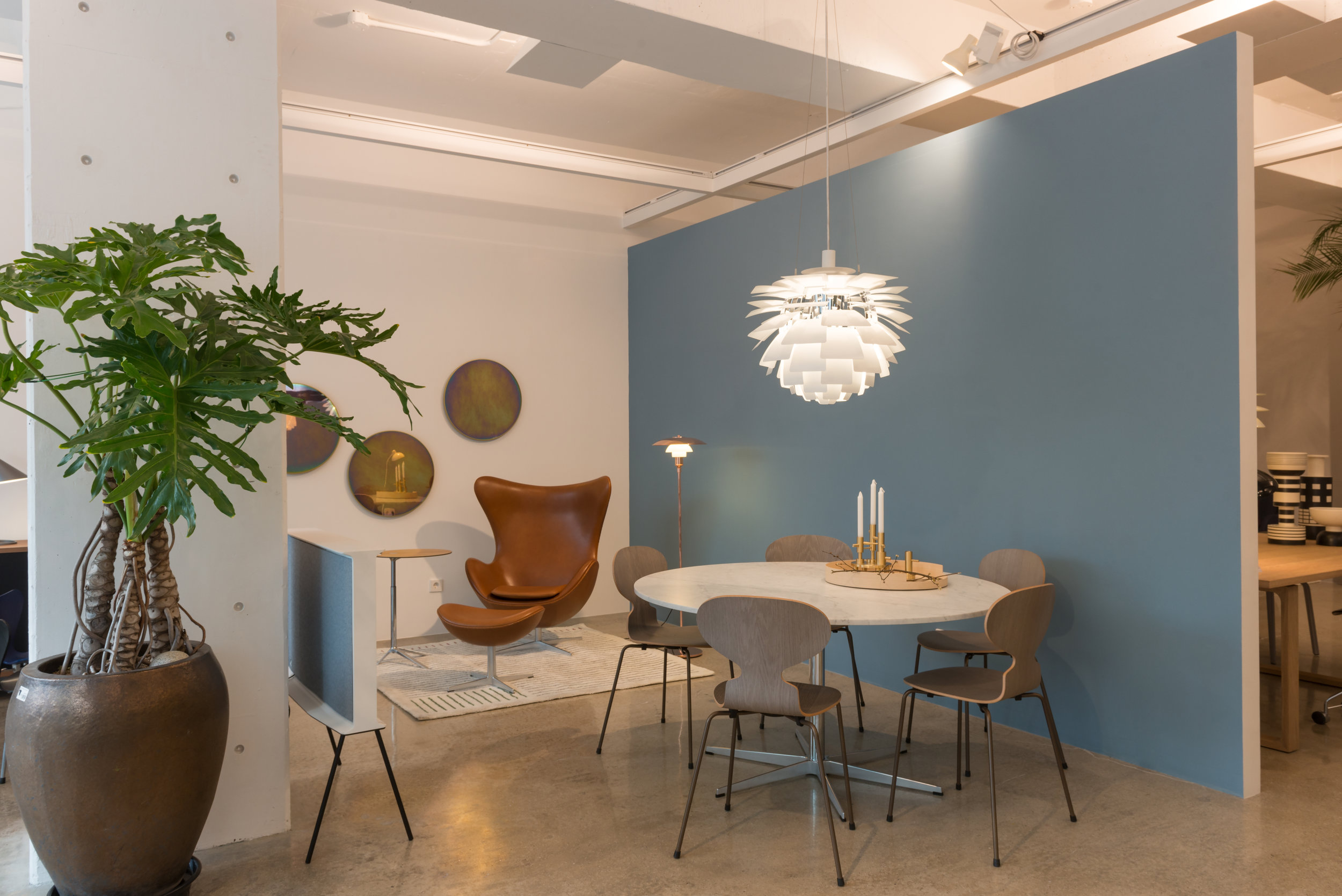 Fritz Hansen Showroom @rooming