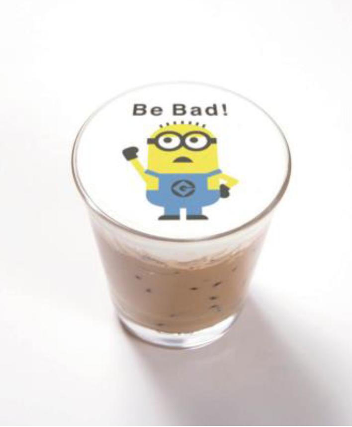 Be Bad! Café Latte(Hot/Ice)