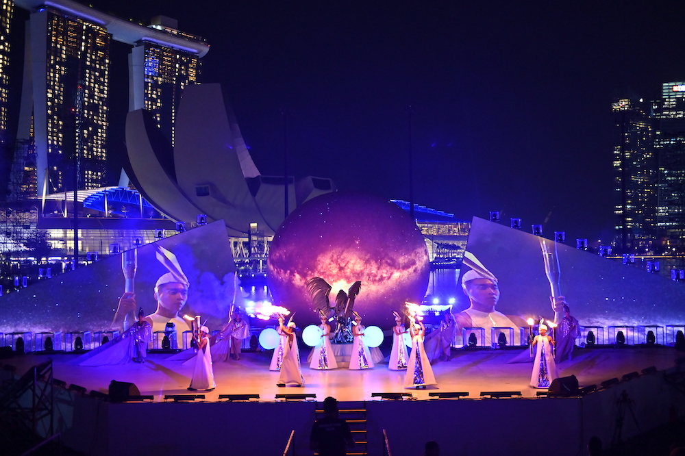 Opening Ceremony- Chapter one of STAR ISLAND.JPG