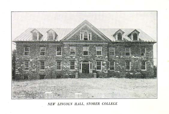 new lincoln hall