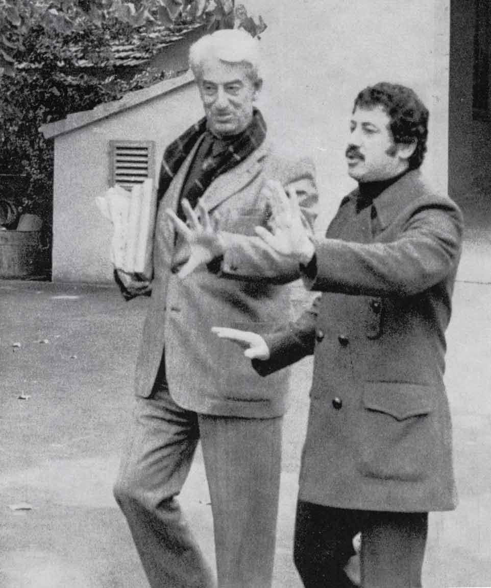 Silvio Ceccato e Rodolfo Viola