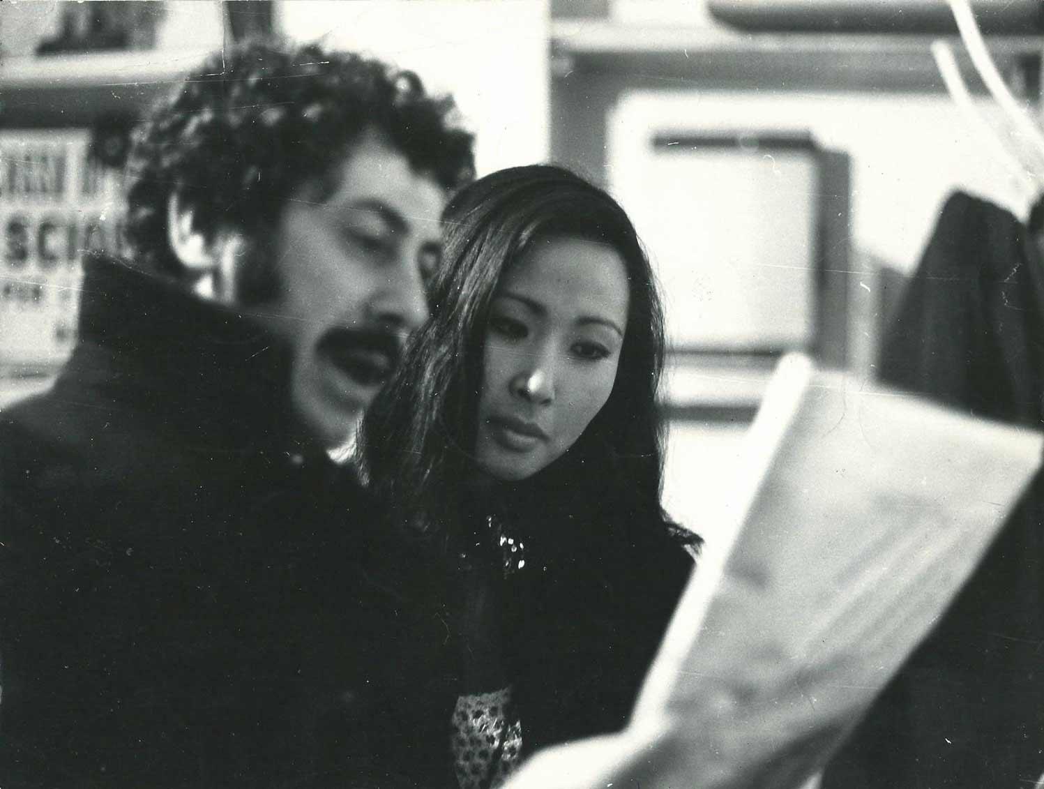 Rodolfo Viola e Sonia King