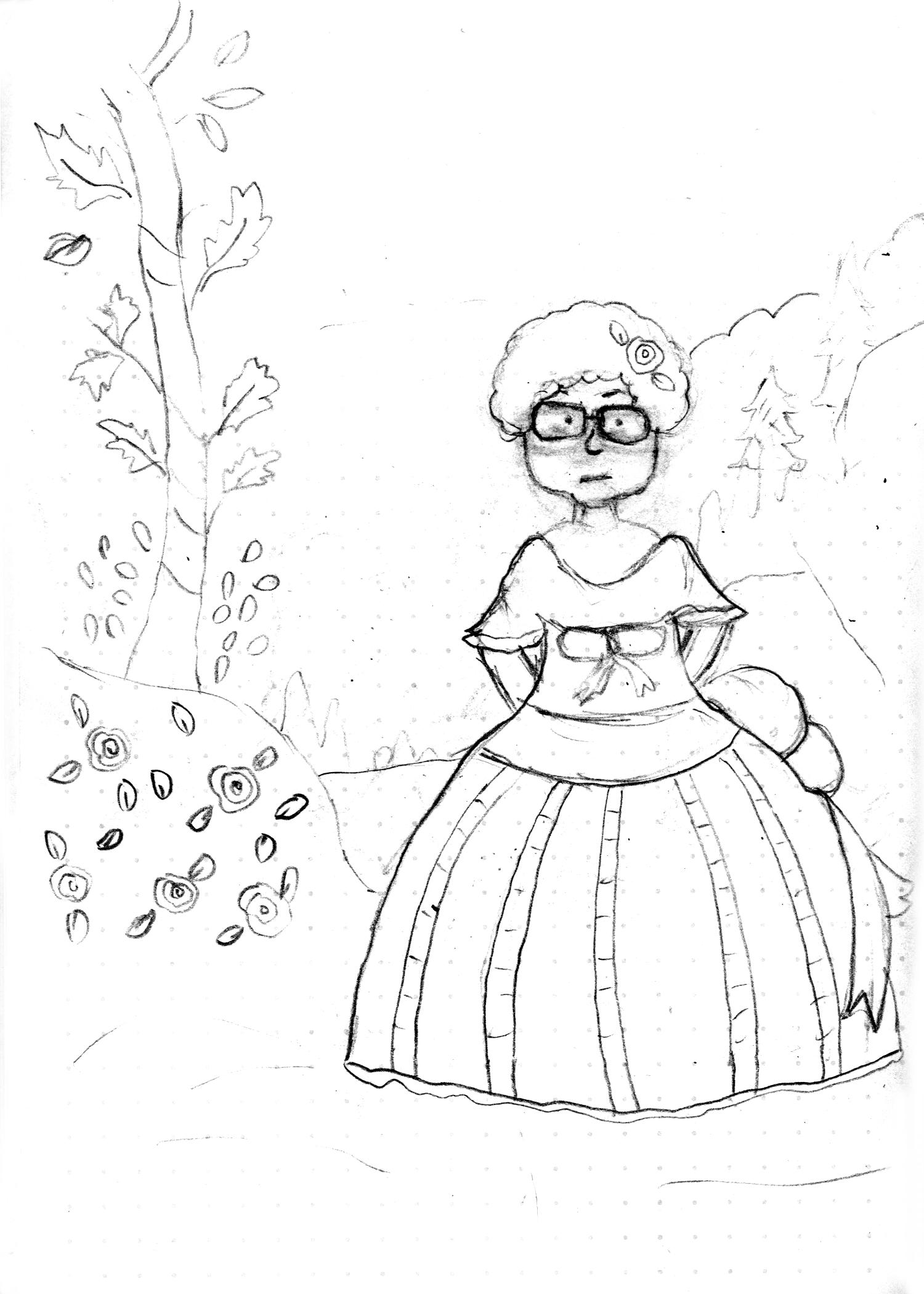 Sophia-Sketch