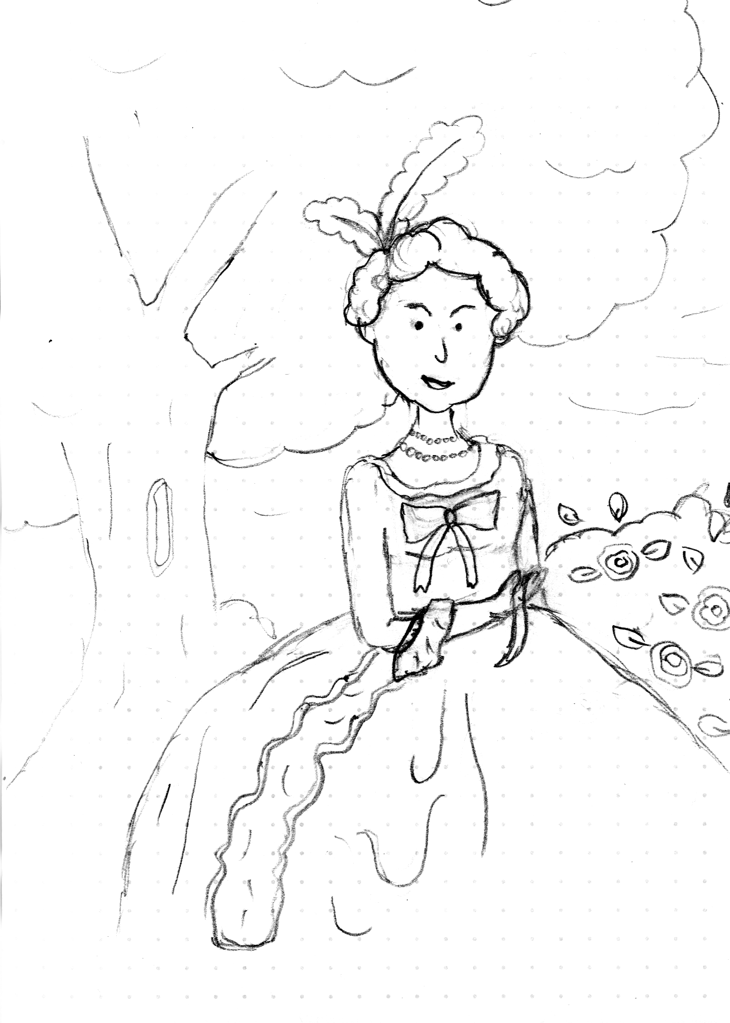 Dorothy-Sketch