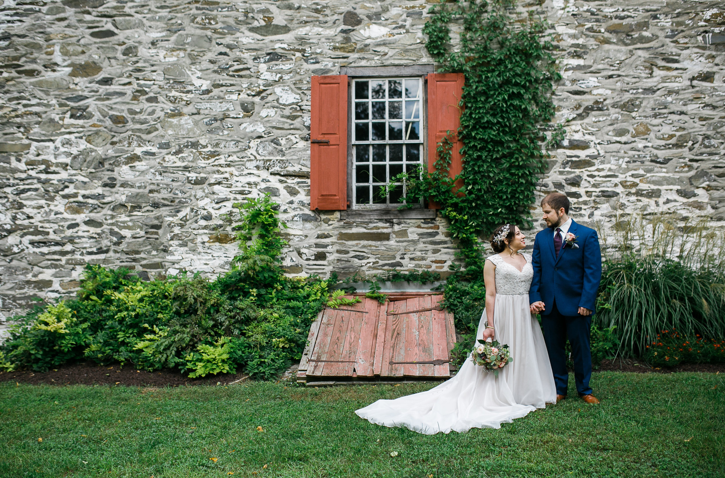 Mt Gulian Beacon New York Wedding