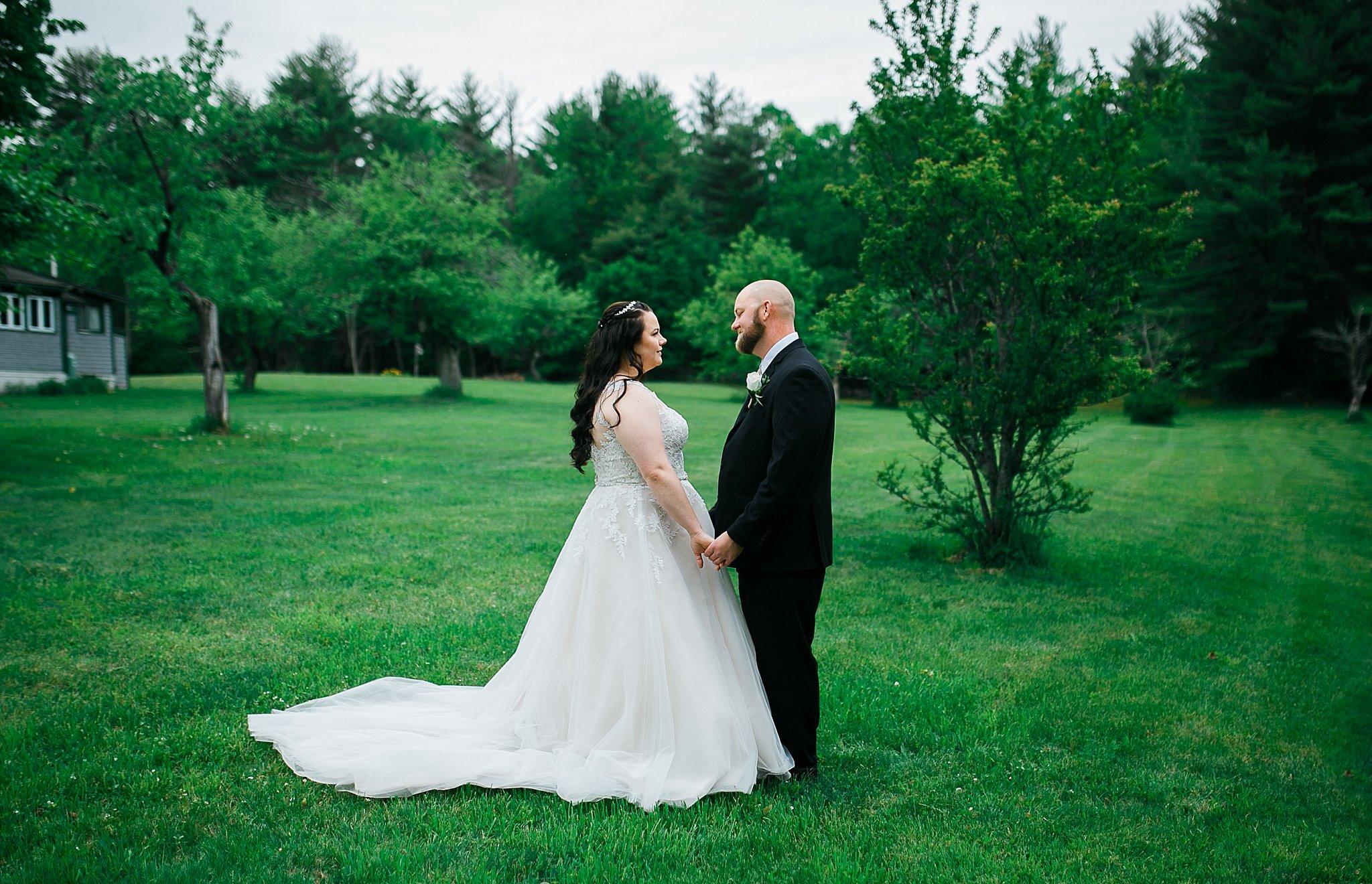 Preserve at Chocorua Tamworth NH Wedding May Wedding New Hampshire Wedding 35.jpg