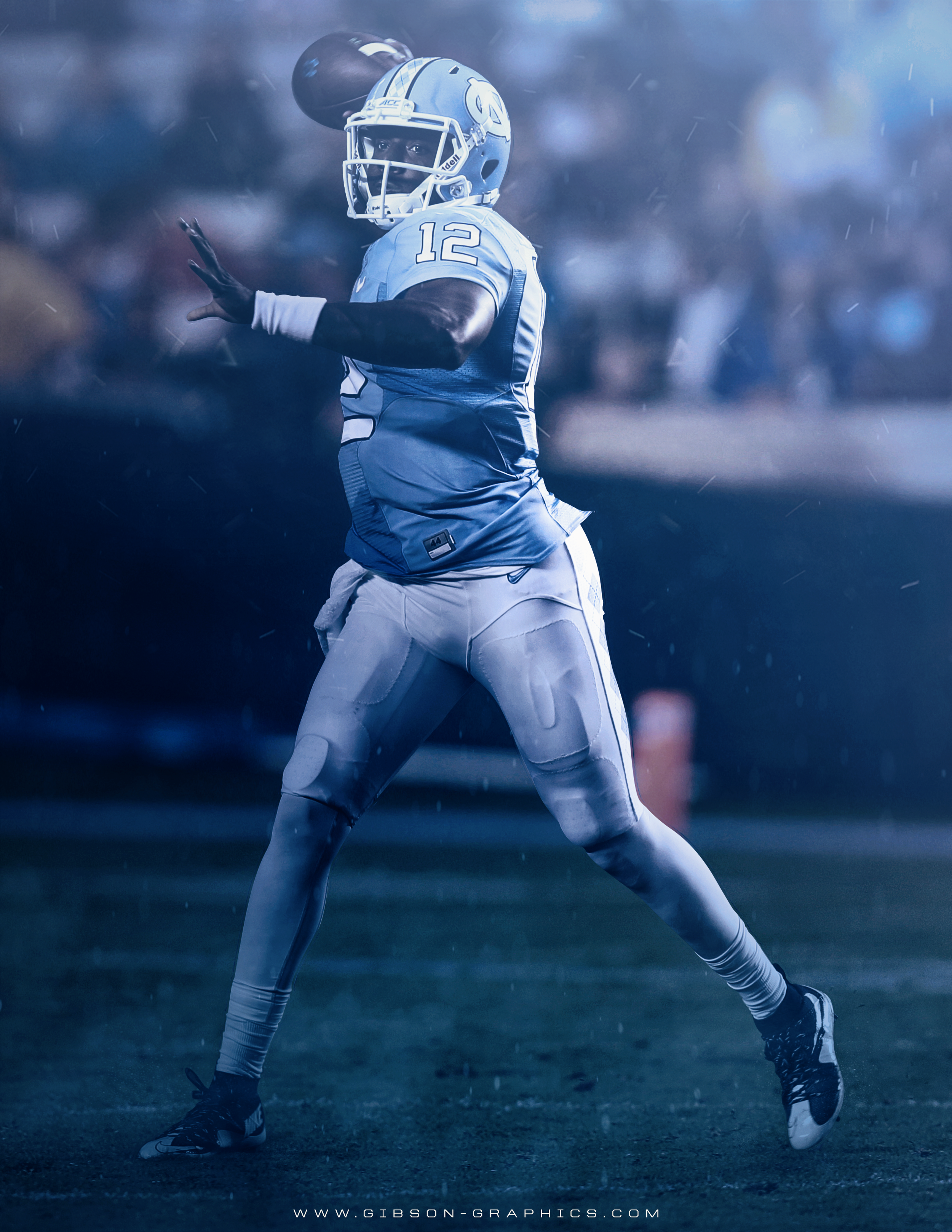 Marquise Williams Poster