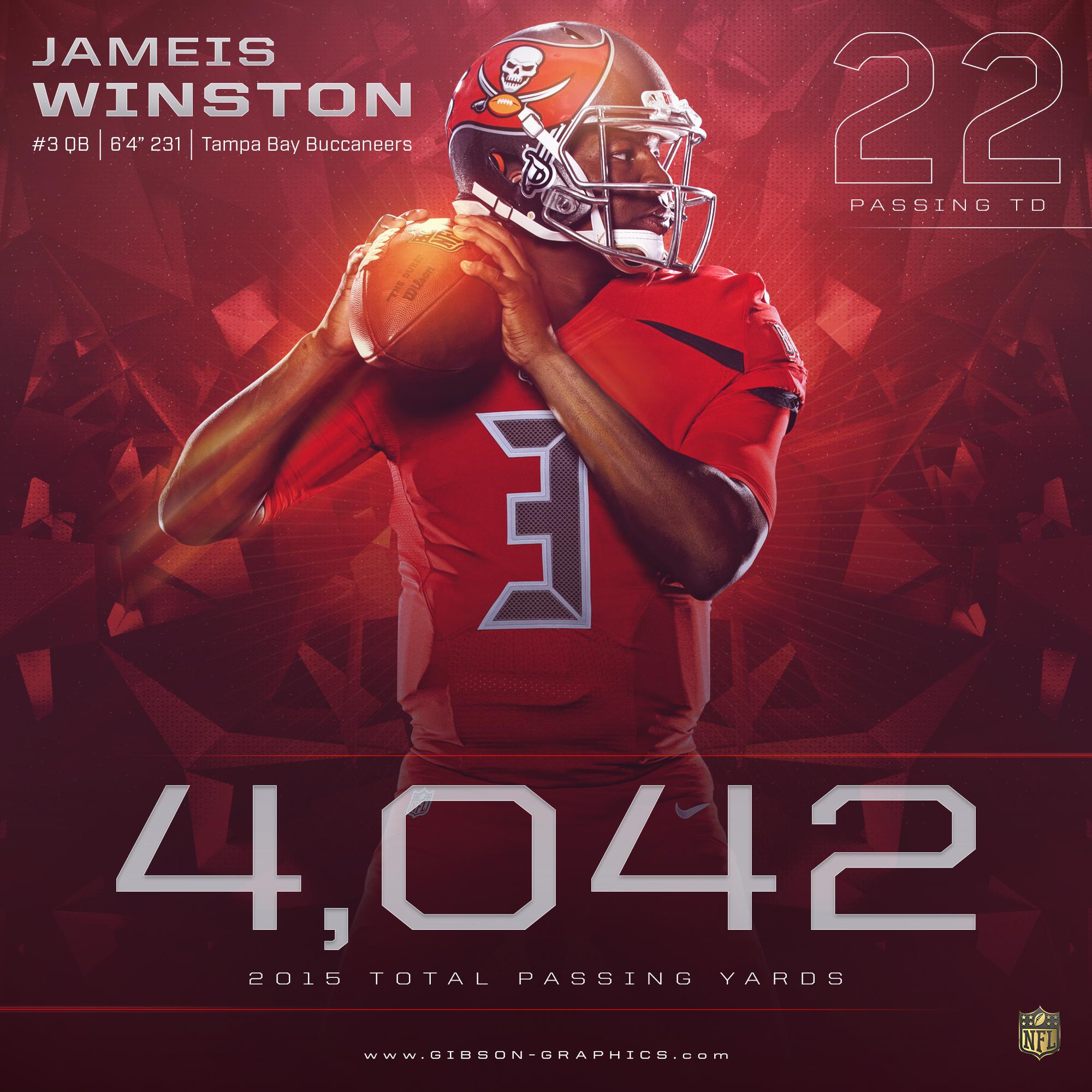 Jameis Winston Infographic