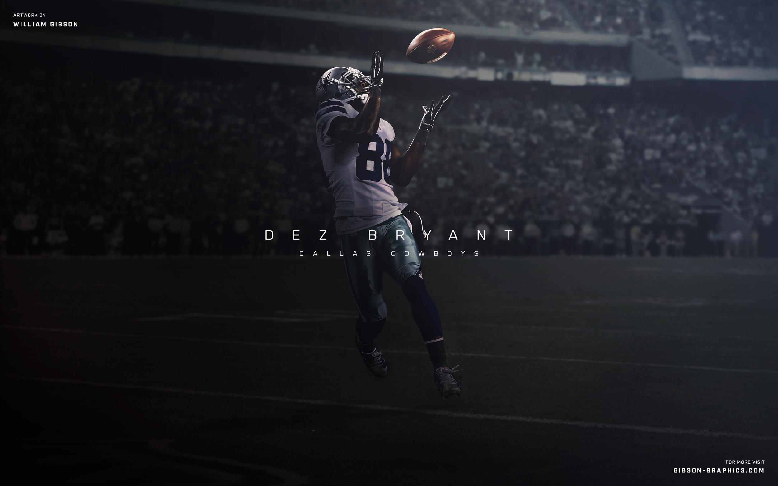 Dez Bryant Artwork