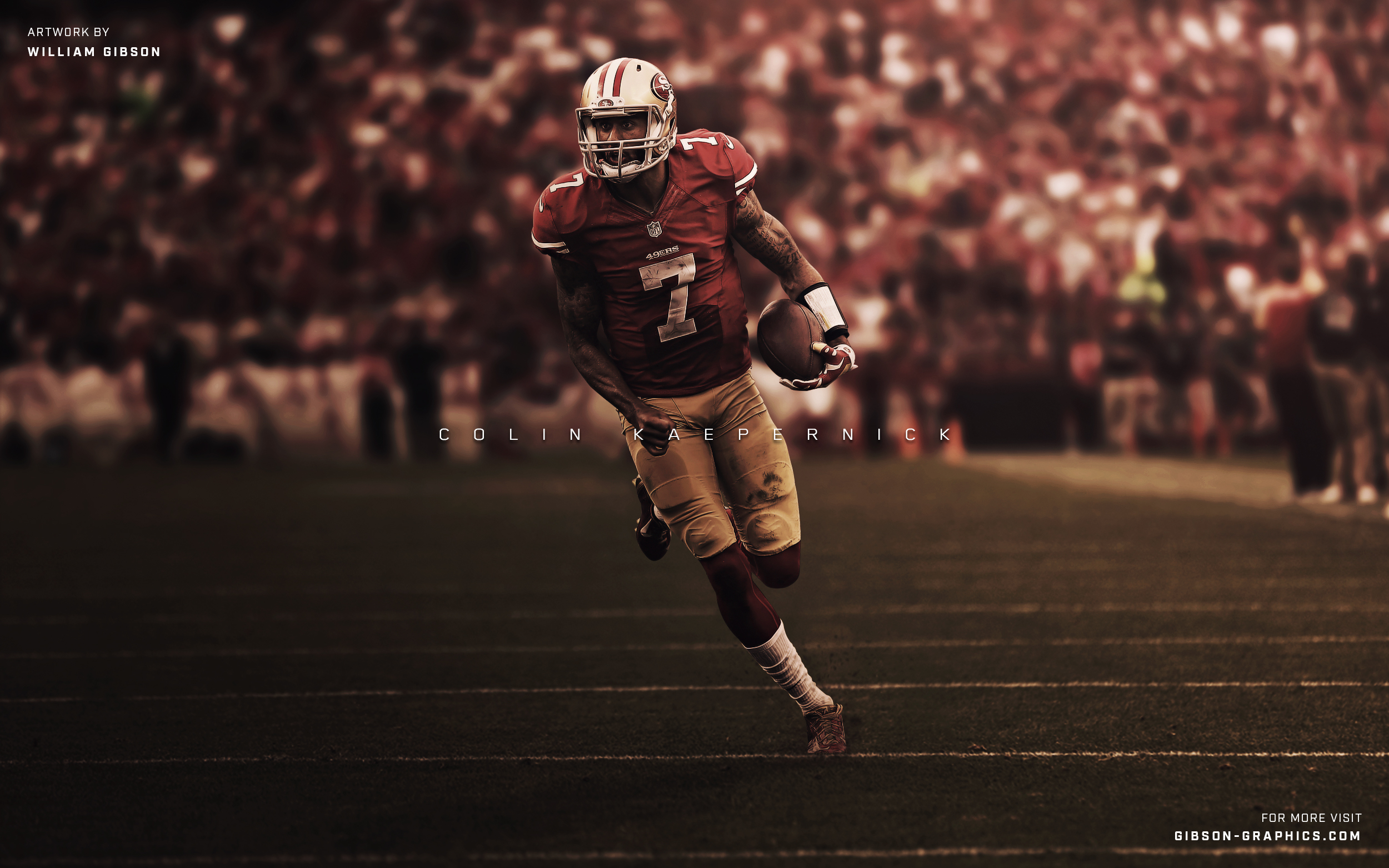 Colin Kaepernick Artwork