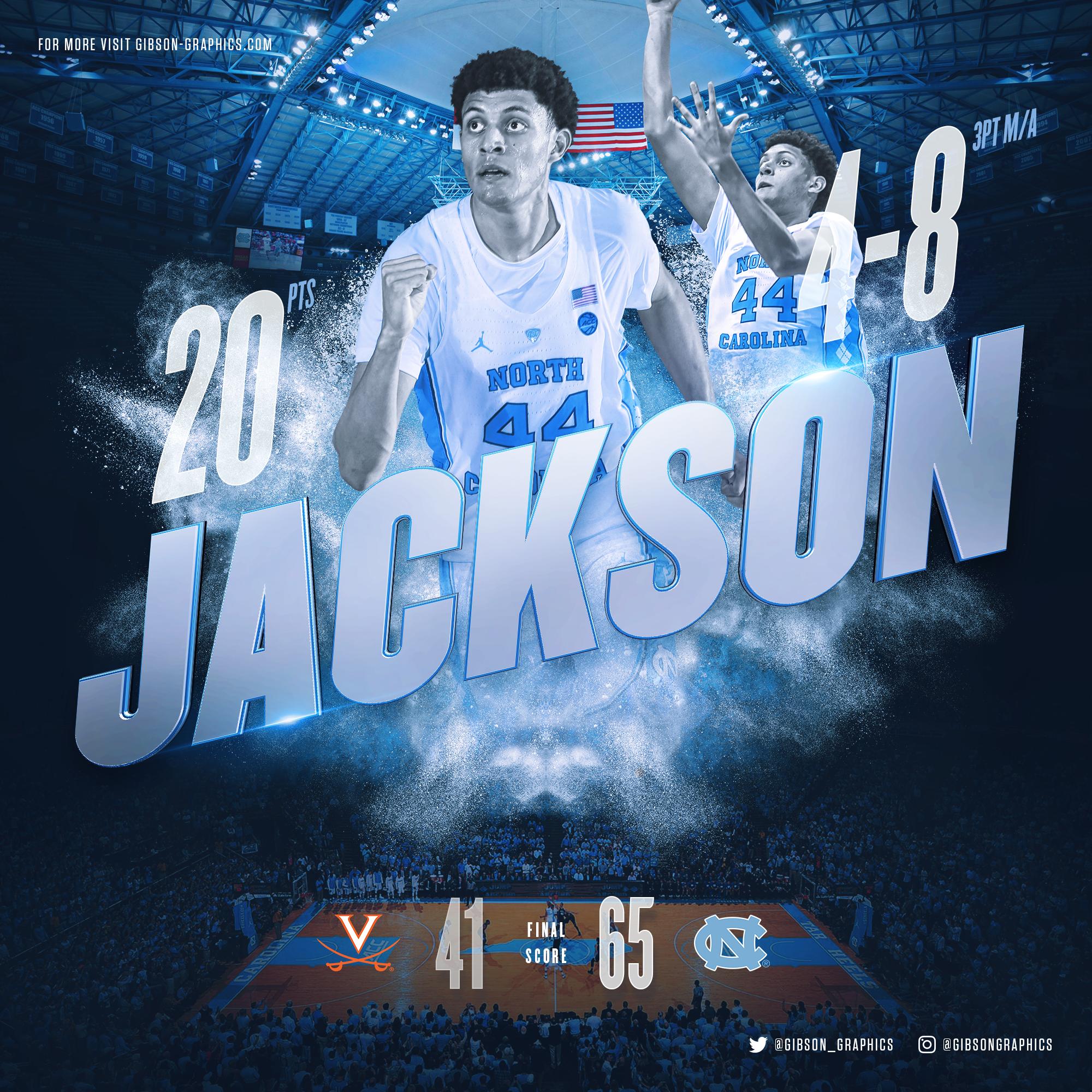 Justin Jackson Statline of the Night