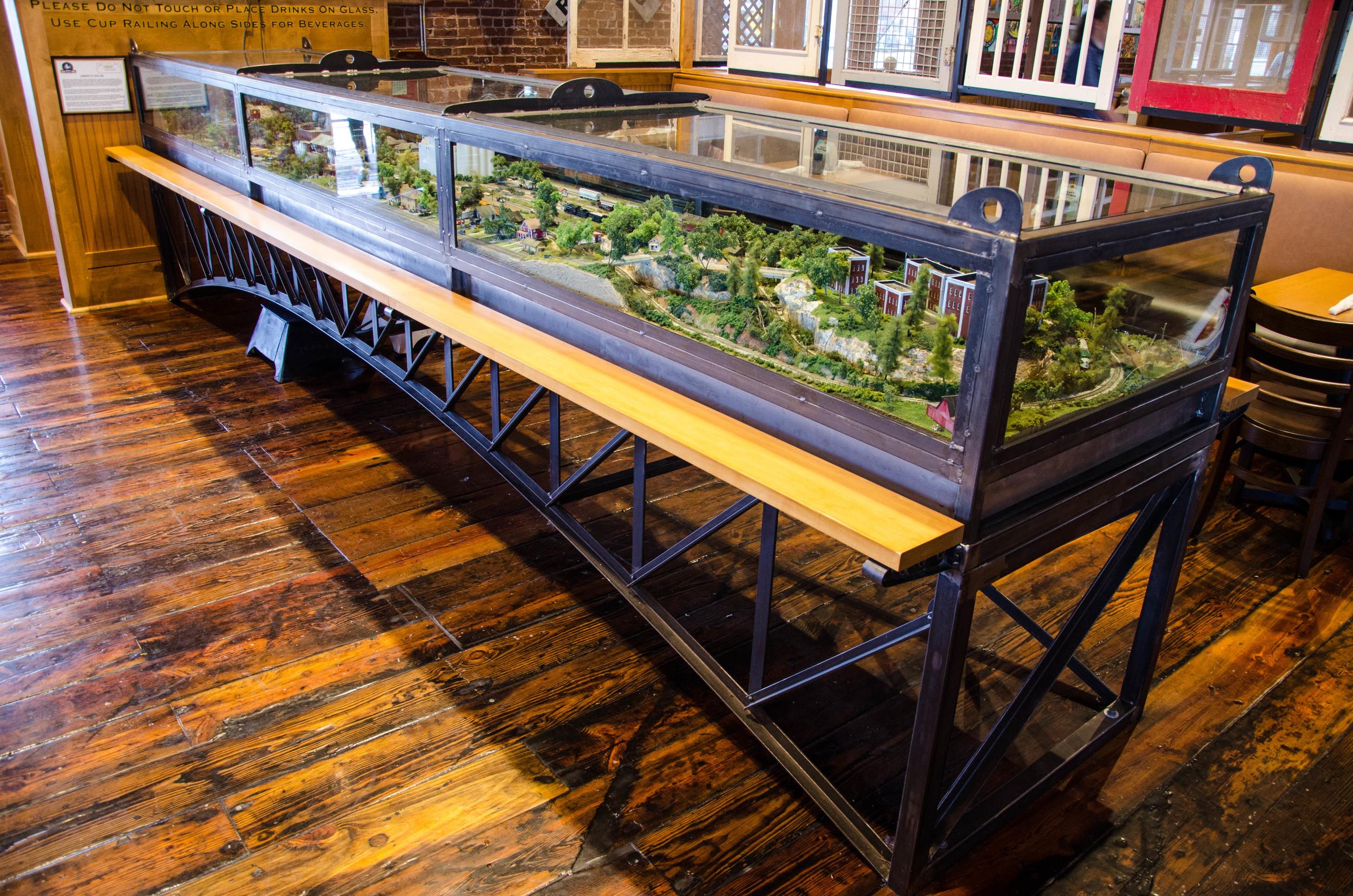 Custom bridge table