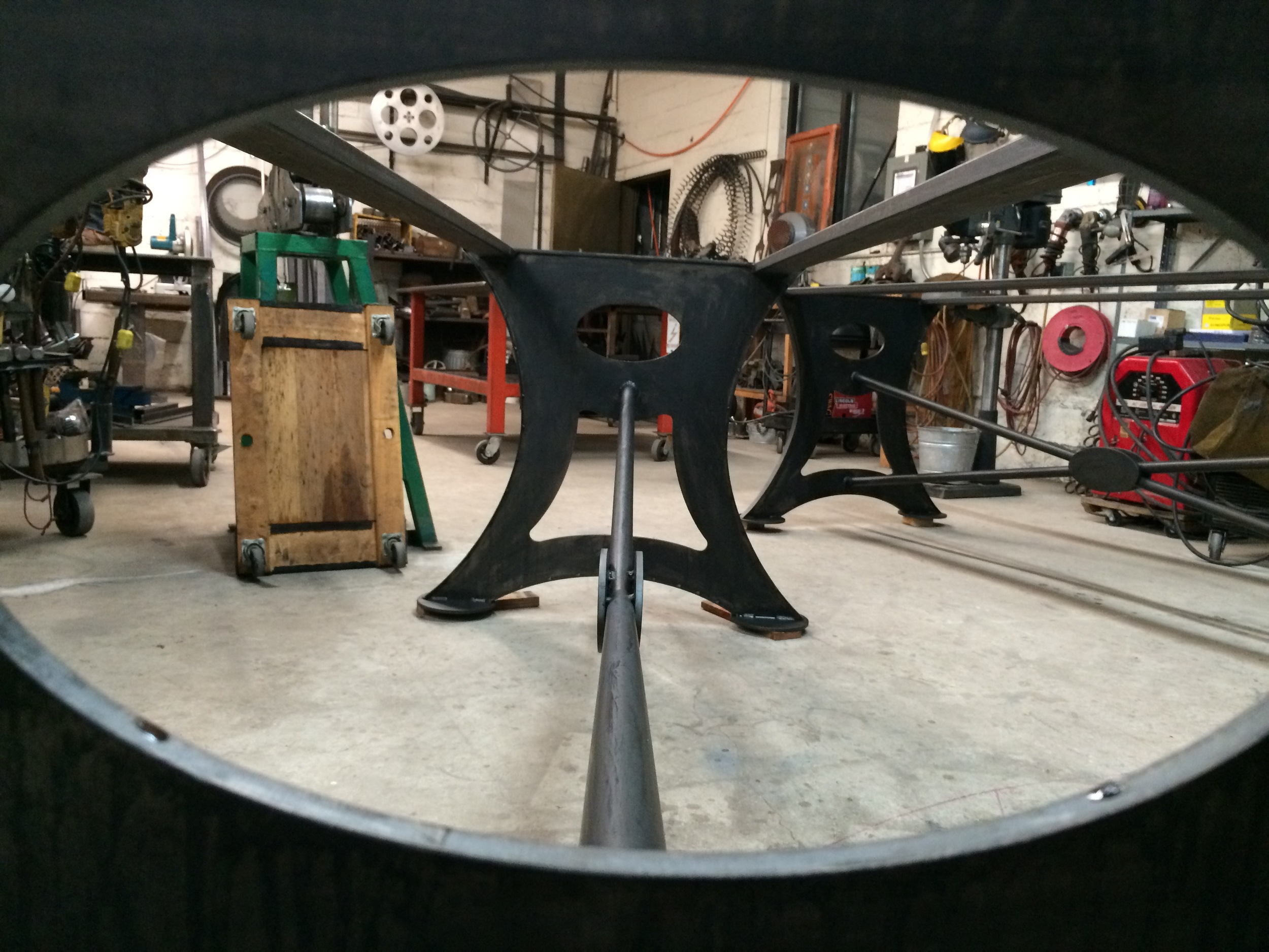 Table fabrication