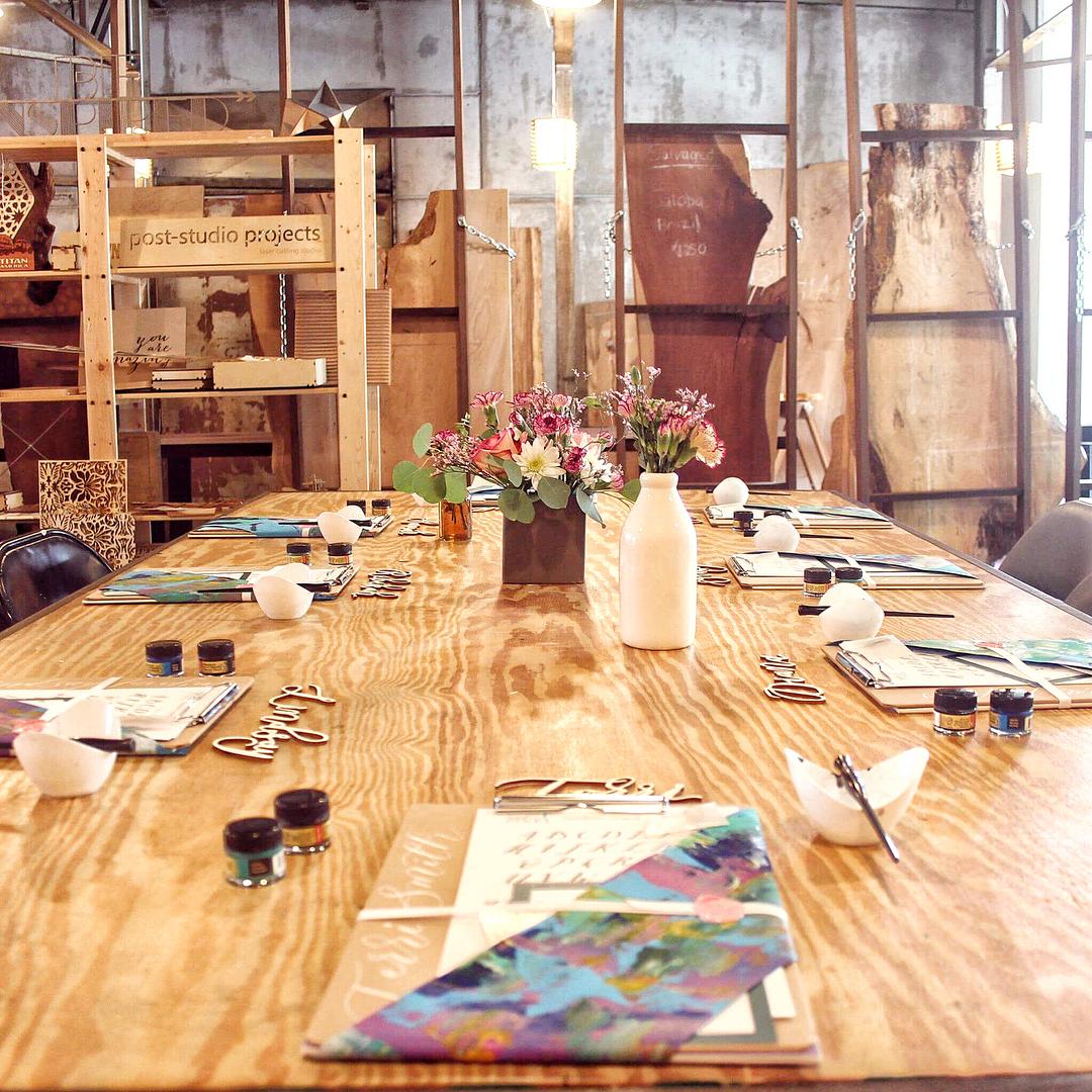 Creative Workshops -