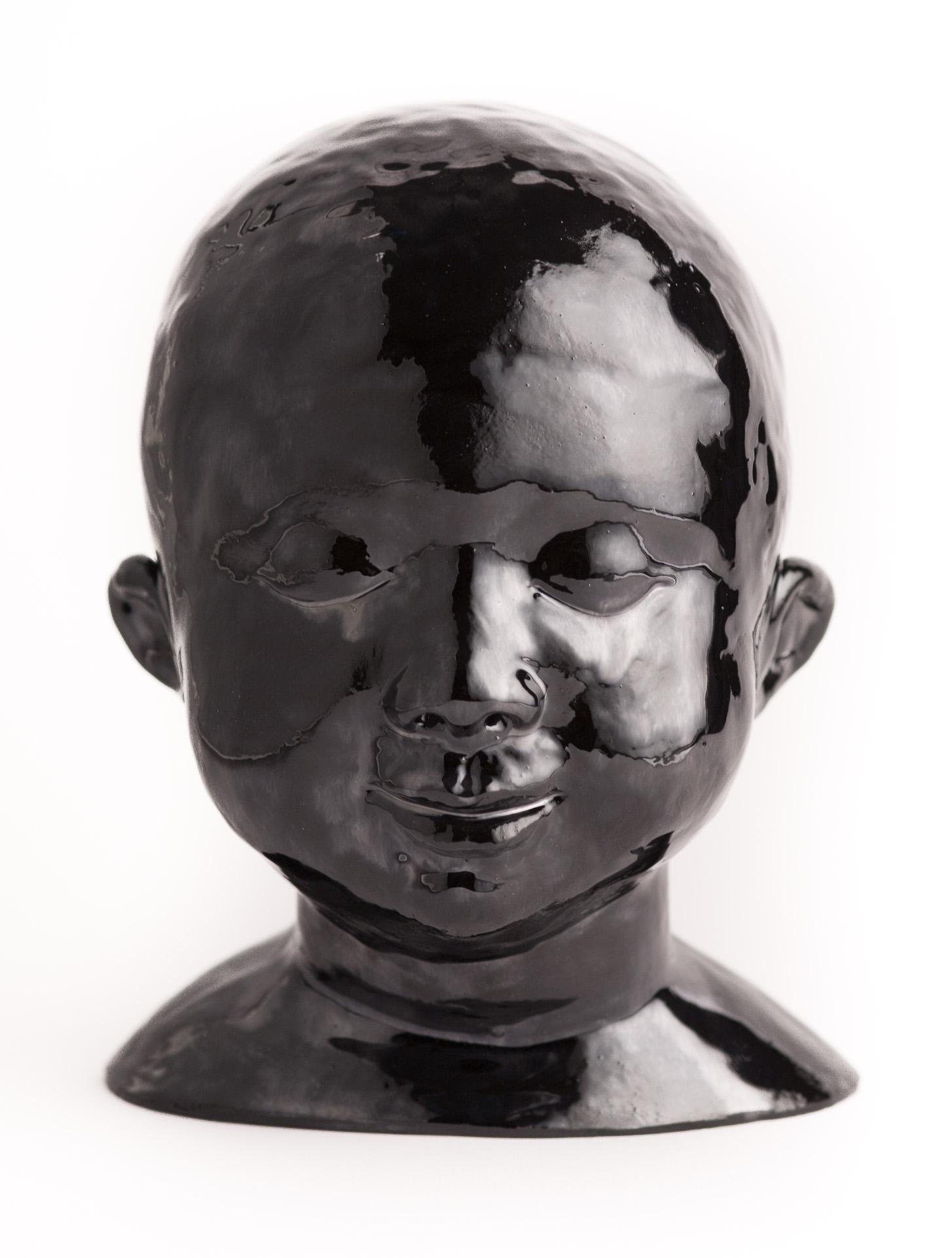 A12. Jacob Foran. Ceramic, Glaze. 9.7.7in. 2015